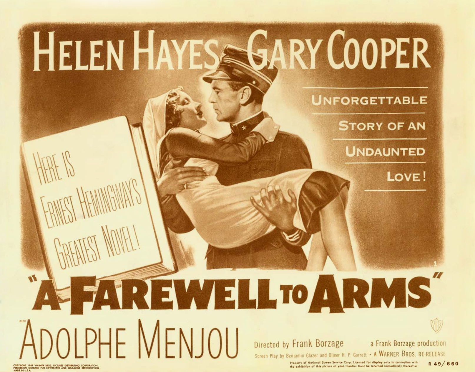 a farewell to arms essay on love 1 how effective are the opening chapters of a farewell to armswhat makes them effective/ineffective 2 write an essay discussing hemingway's use of.