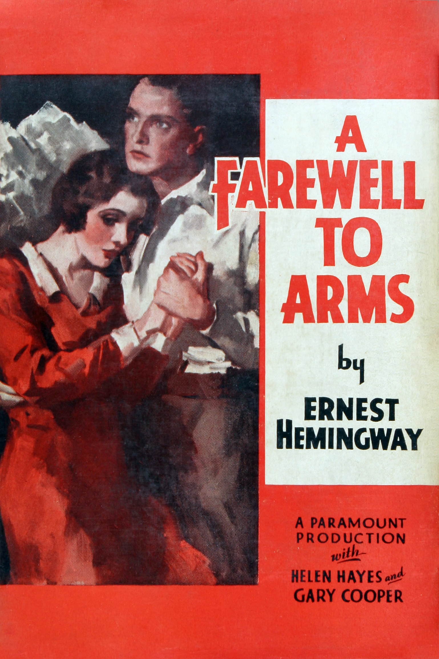 A Farewell to Arms (1932) A Farewell To Arms Movie Poster