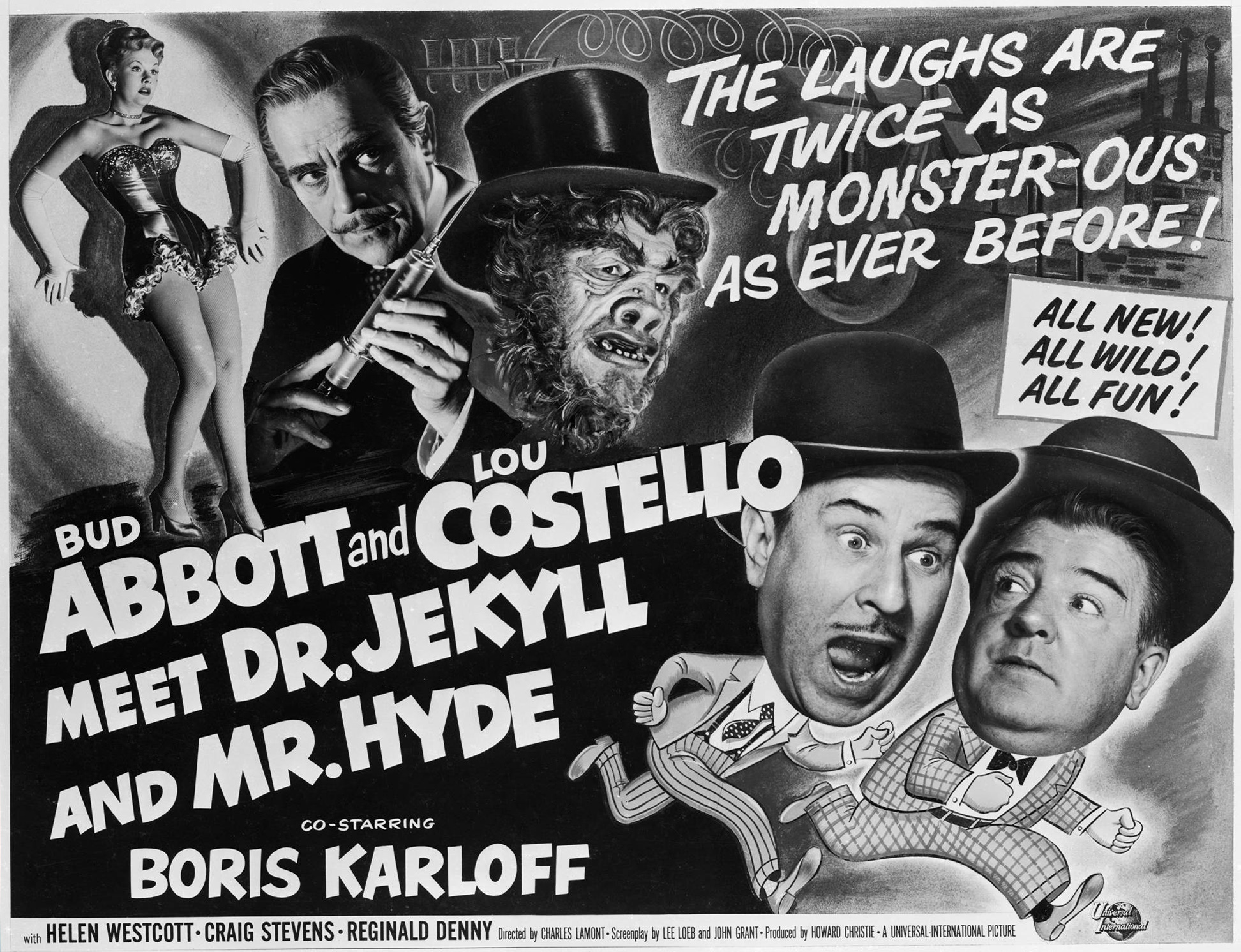 abbott and costello meet dr jekyll mr hyde youtube