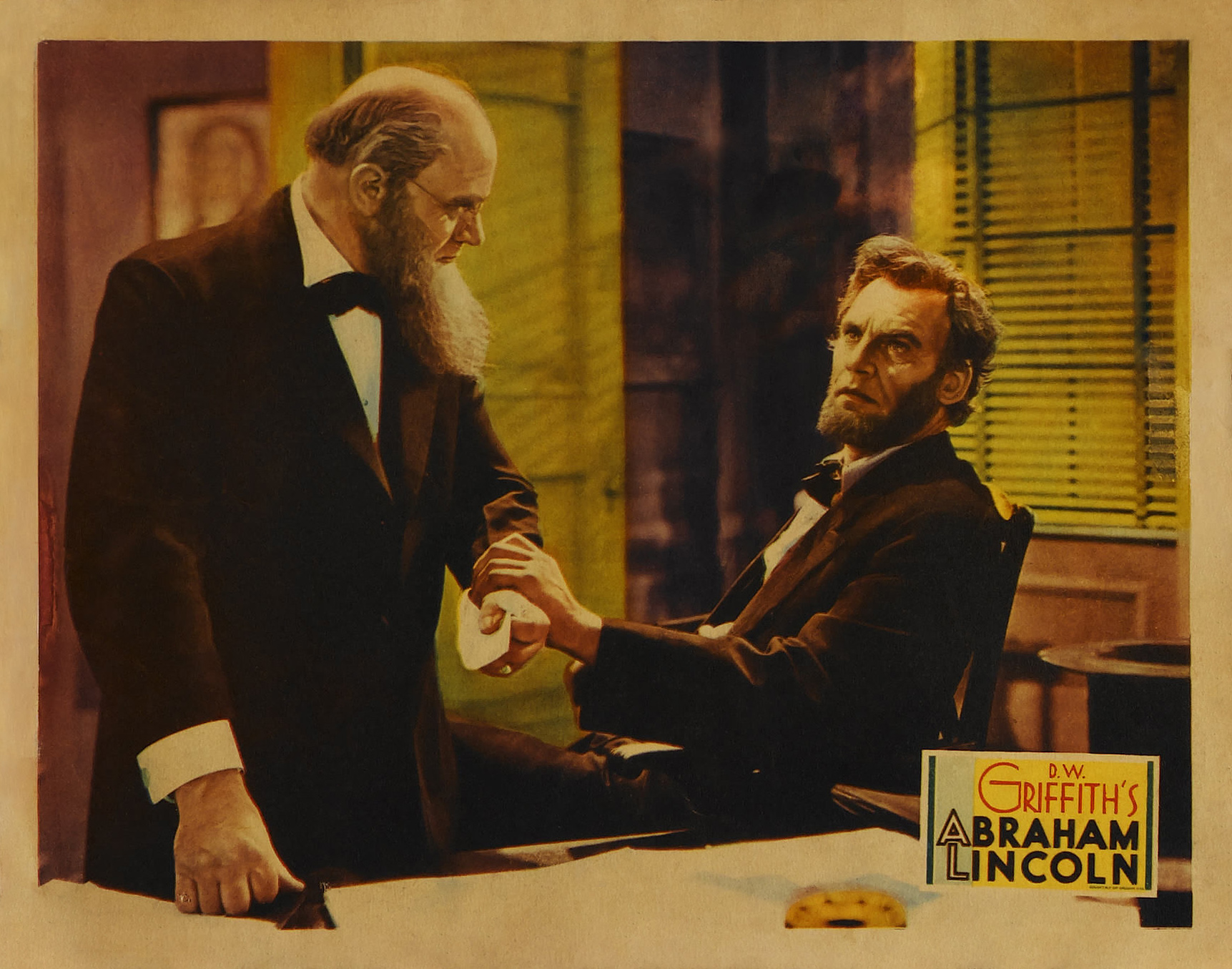 Movie abraham lincoln