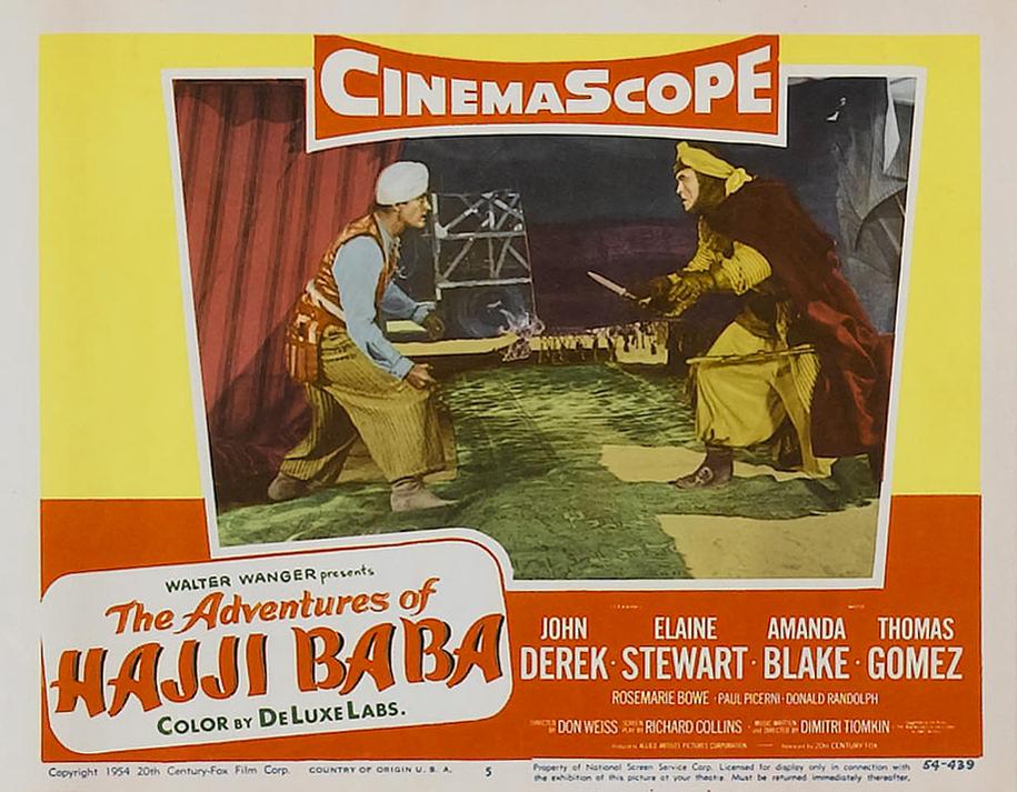 Adventures of Hajji Baba, The