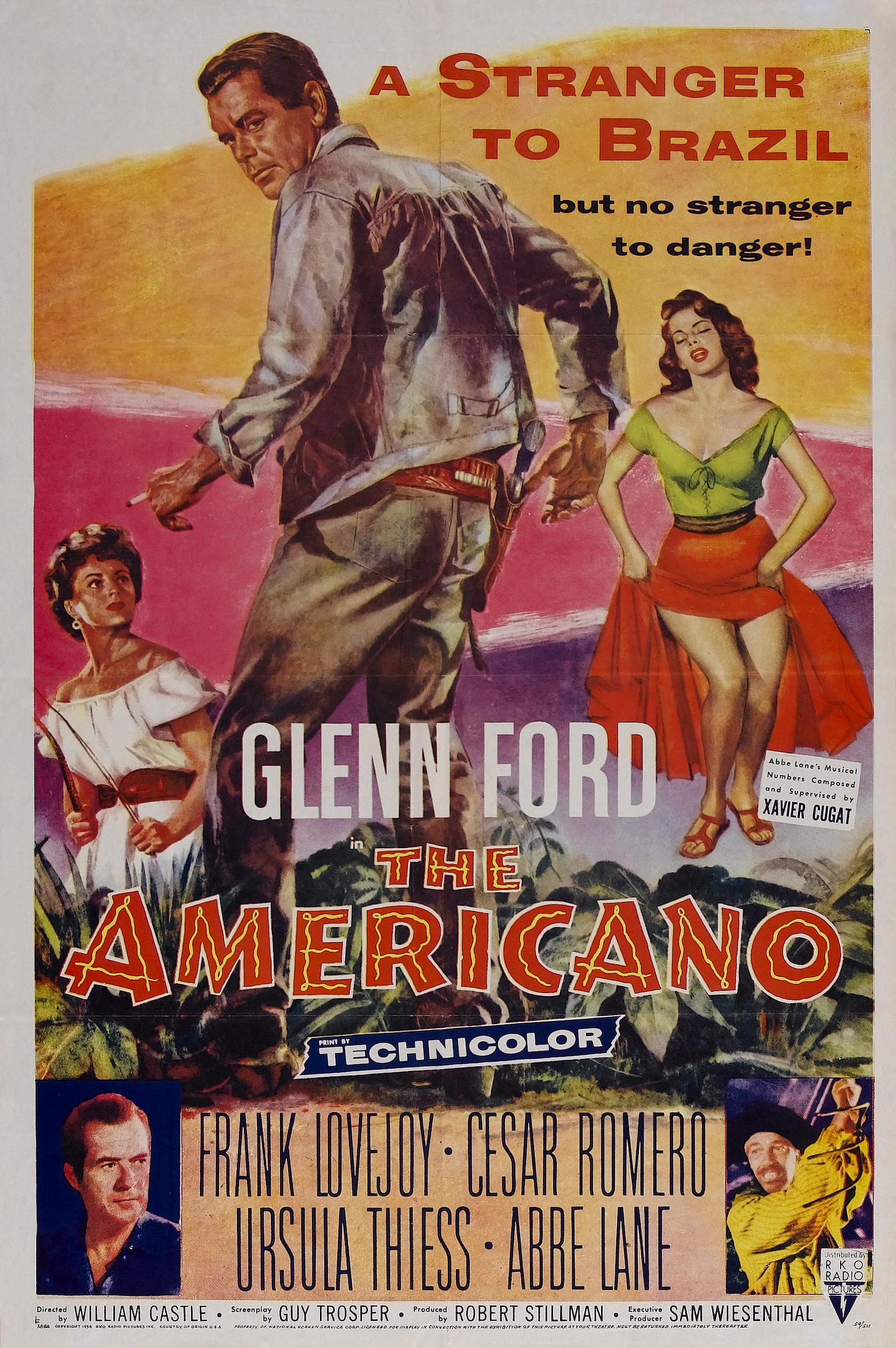 americano the 1955