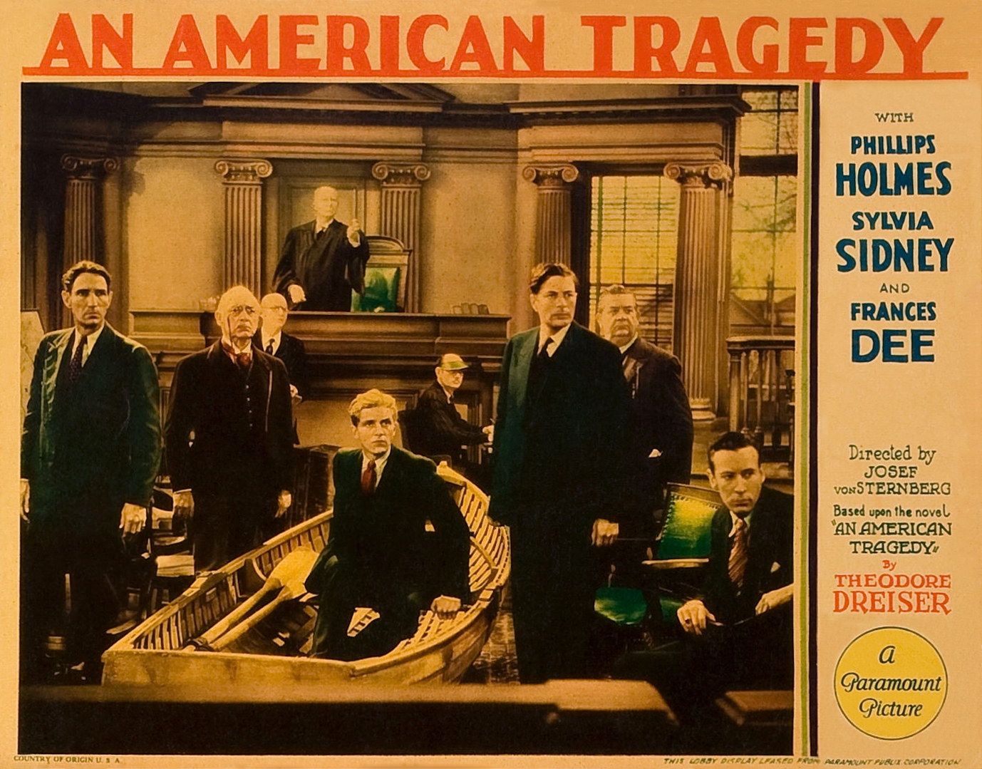 american tragedy Directed by lawrence schiller with ving rhames, ron silver, bruno kirby, darryl alan reed johnnie cochran defends oj simpson who is on trial for his wife's murder.