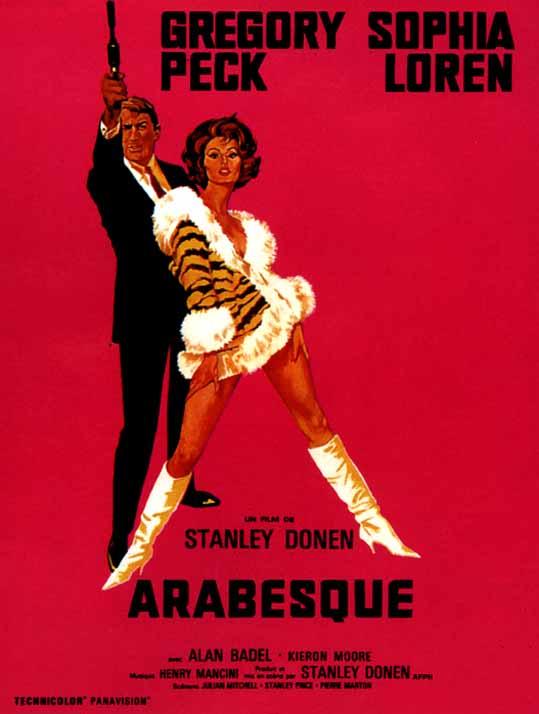 Arabesque for Poster photos