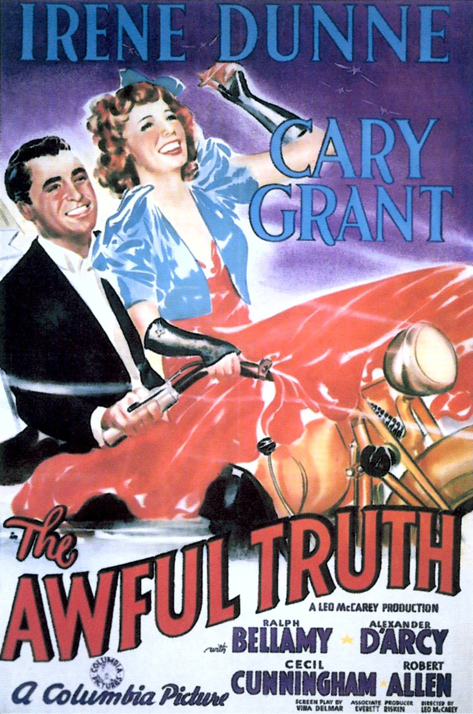 Awful Truth The 1937