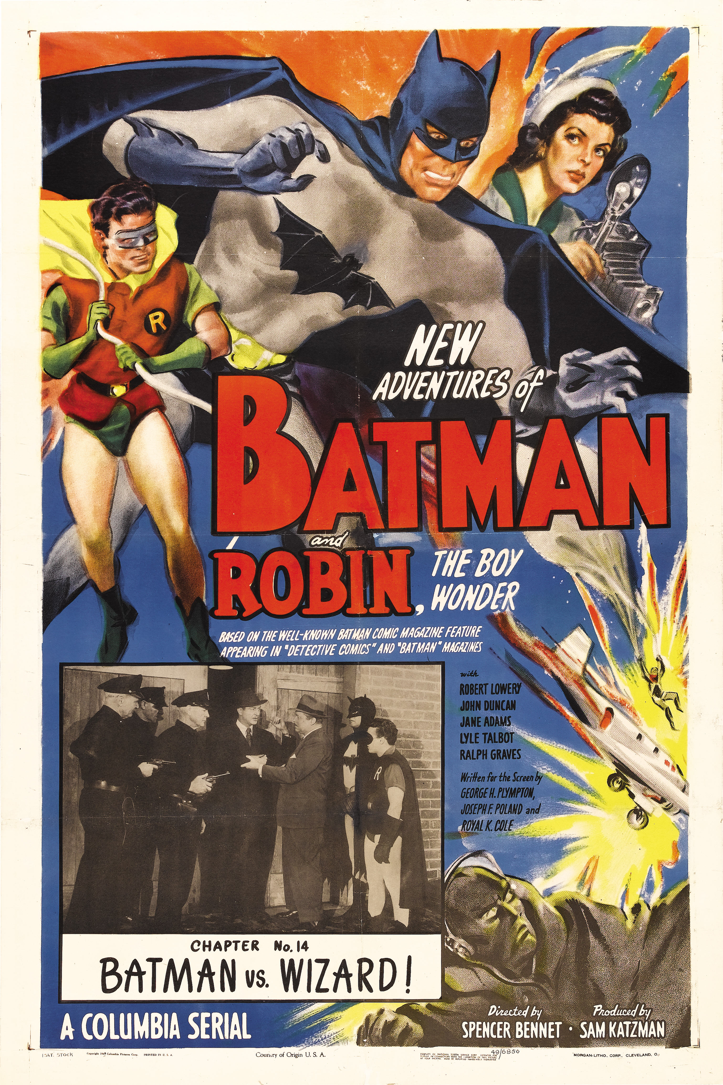 batman and robin serial wikipedia