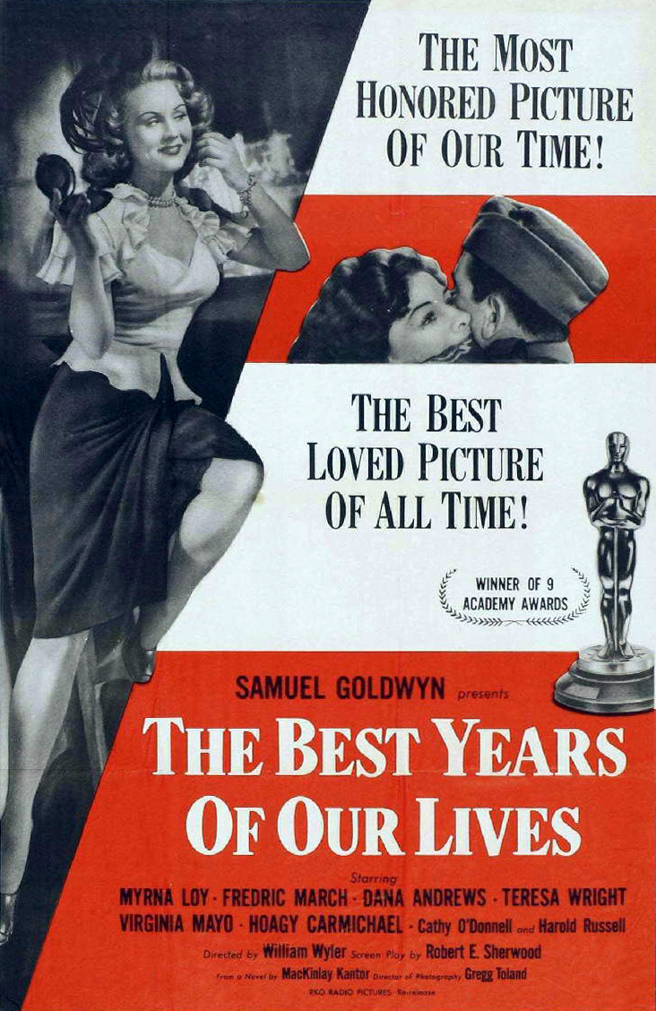 the best years of our lives Listen to the best years of our lives (original soundtrack) [1946] now listen to  the best years of our lives (original soundtrack) [1946] in full in the spotify.