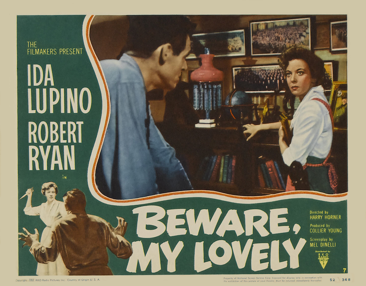 Image result for beware my lovely film poster