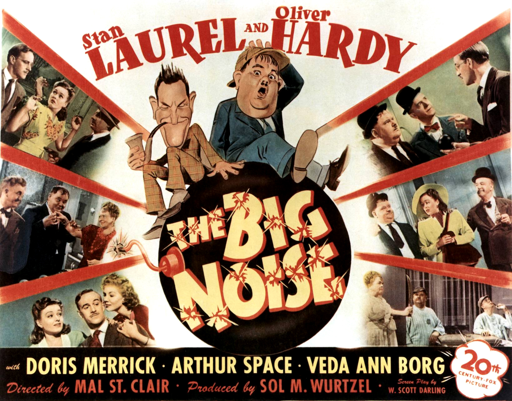 Big Noise The 1944