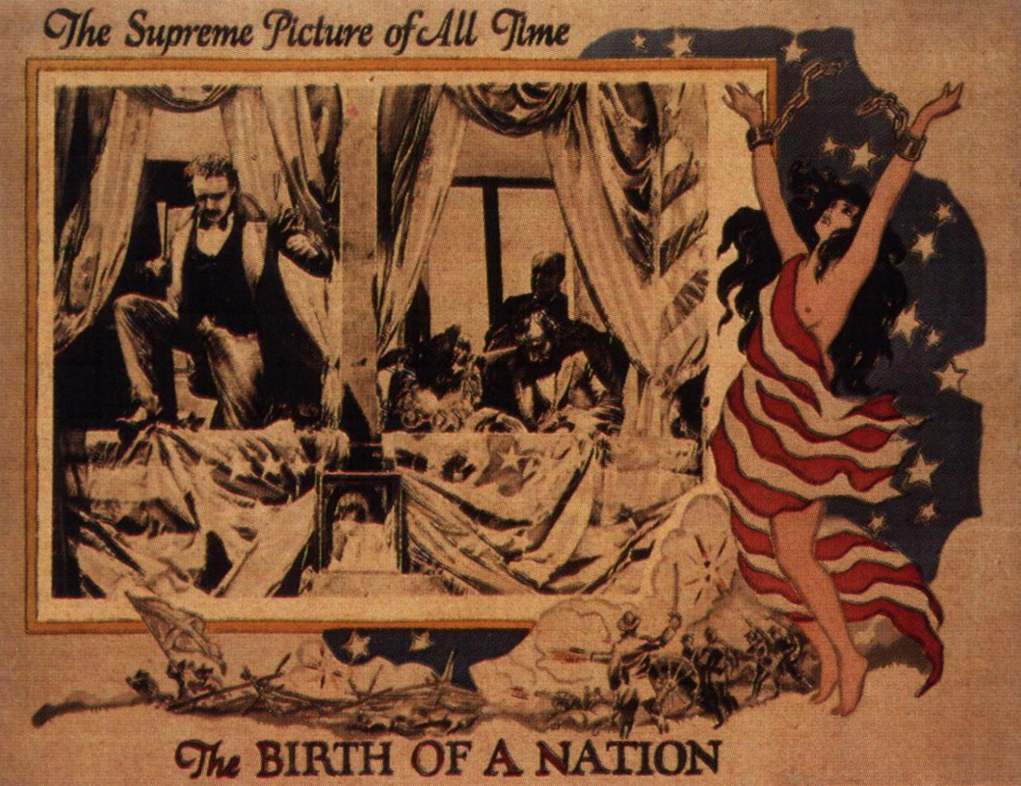 an analysis of the black community in america in the film the birth of a nation by david wark griffi The birth of a nation drama film directed by d w griffith and based on the novel in civil war and reconstruction-era america:.