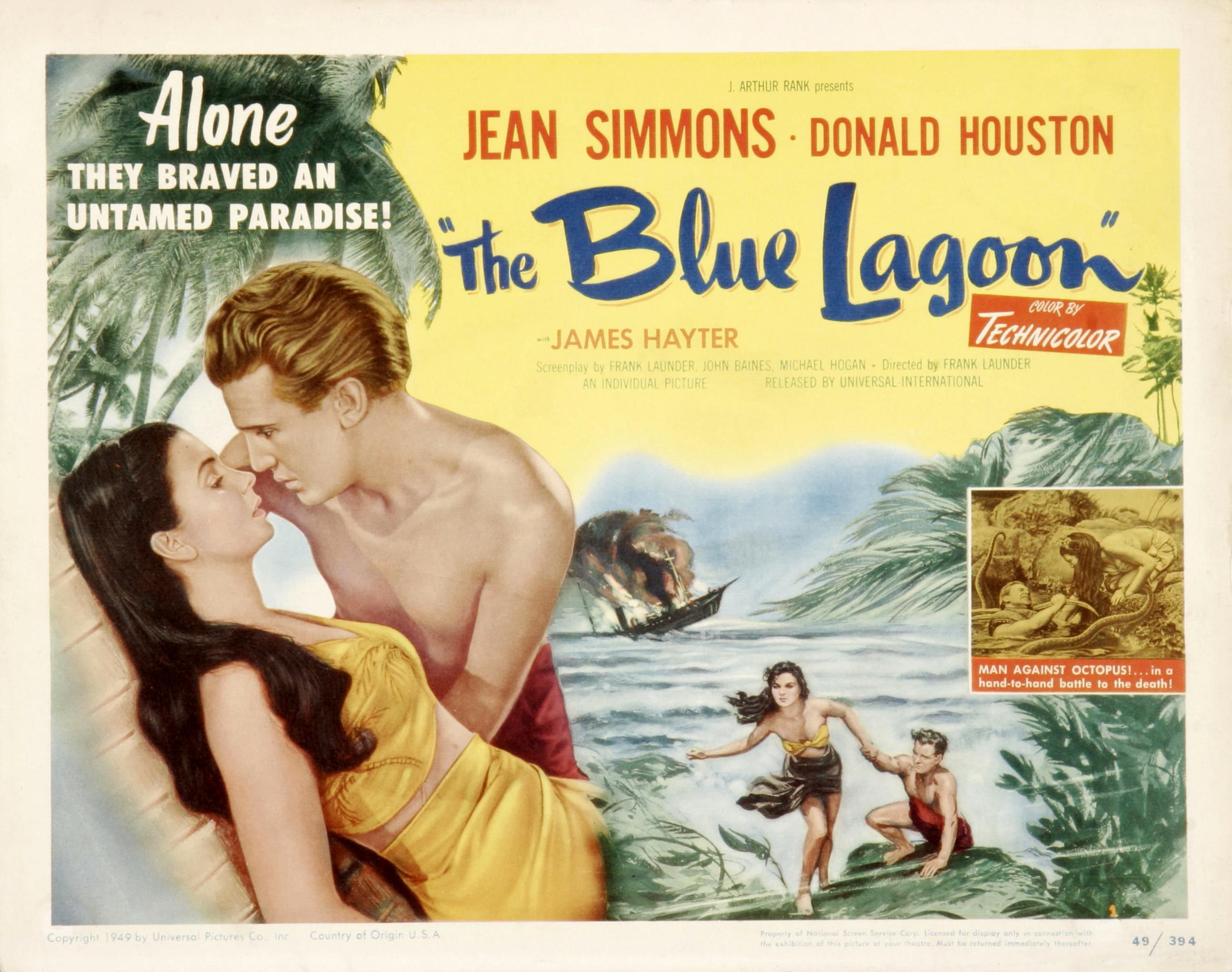 Controversy Blue Lagoon Blue Lagoon Movie