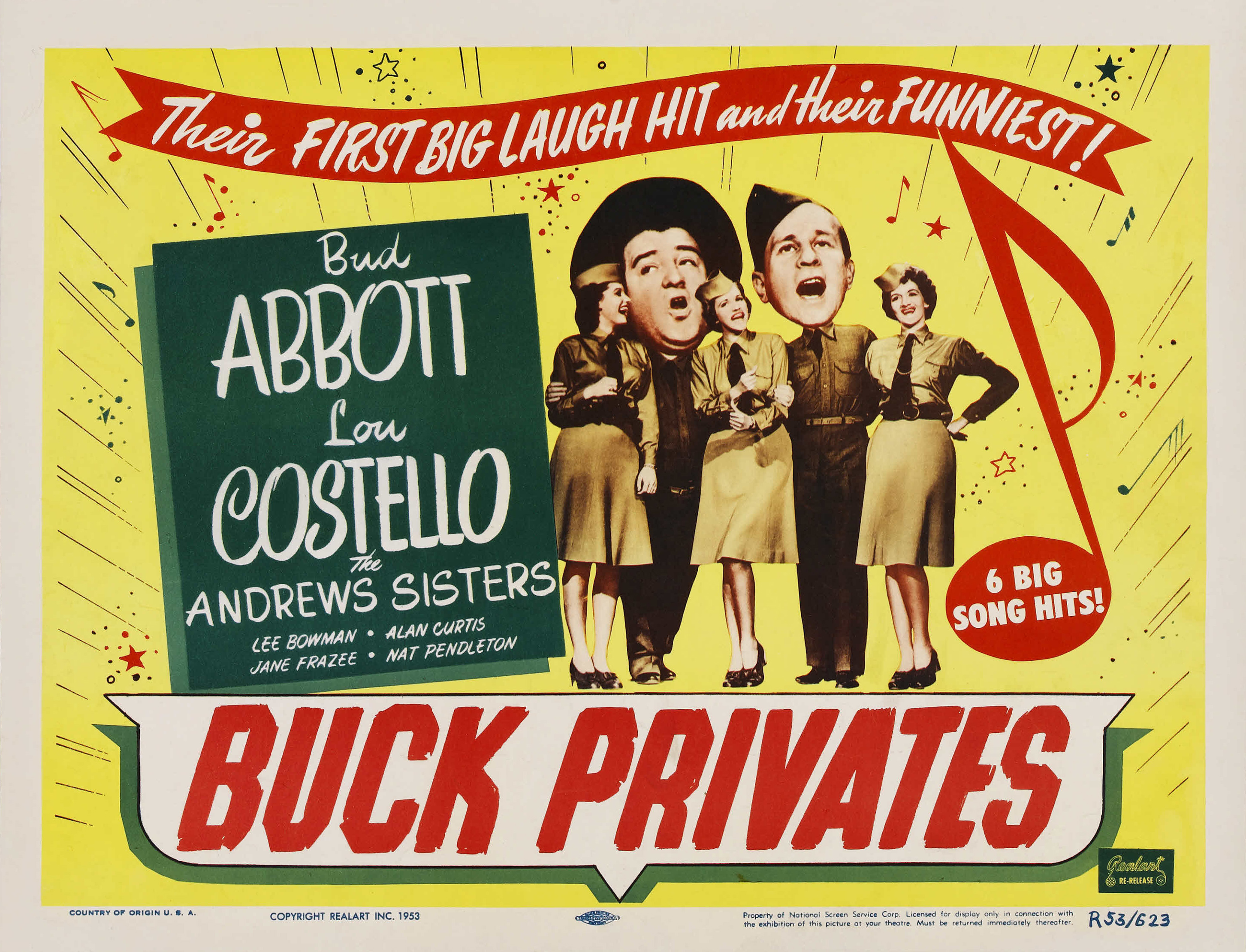Image result for movie buck privates