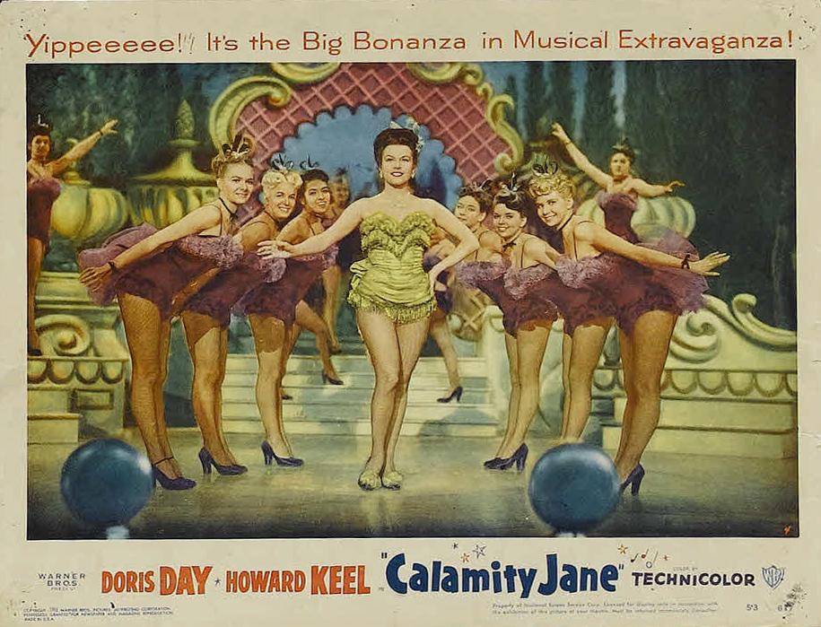 Calamity jane movie 1953 free download