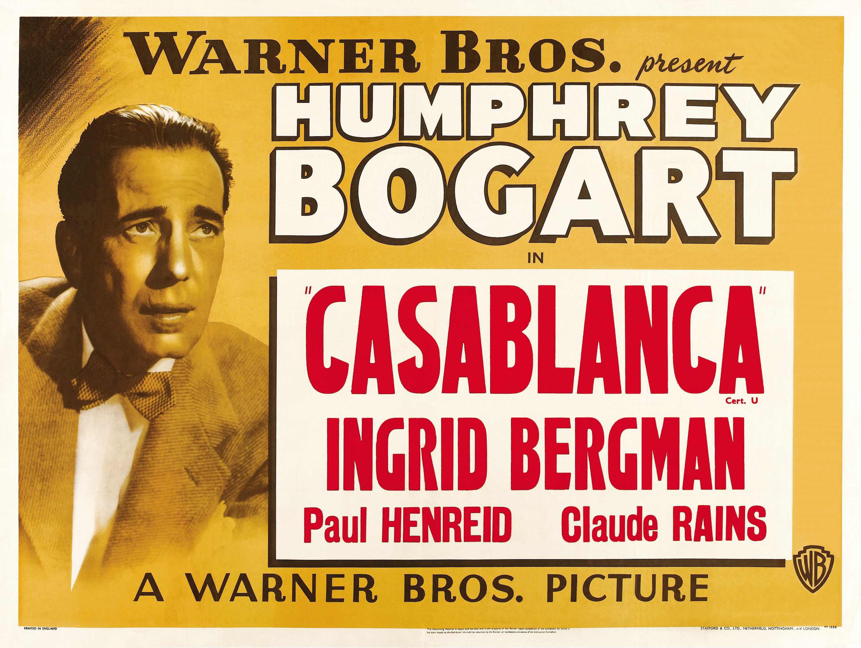 1000+ images about Casablanca (1942) on Pinterest  Ingrid