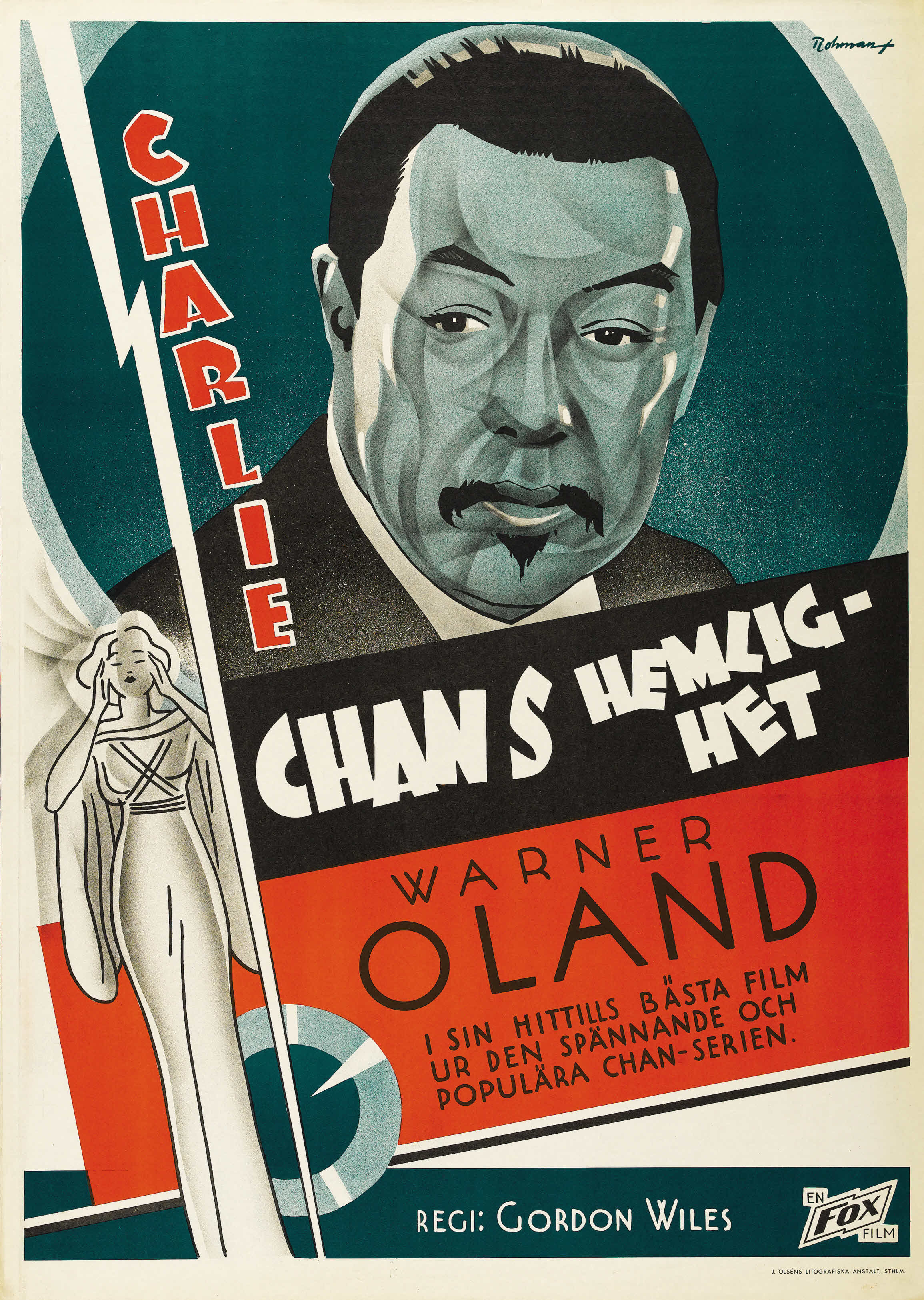 Charlie Chan S Secret