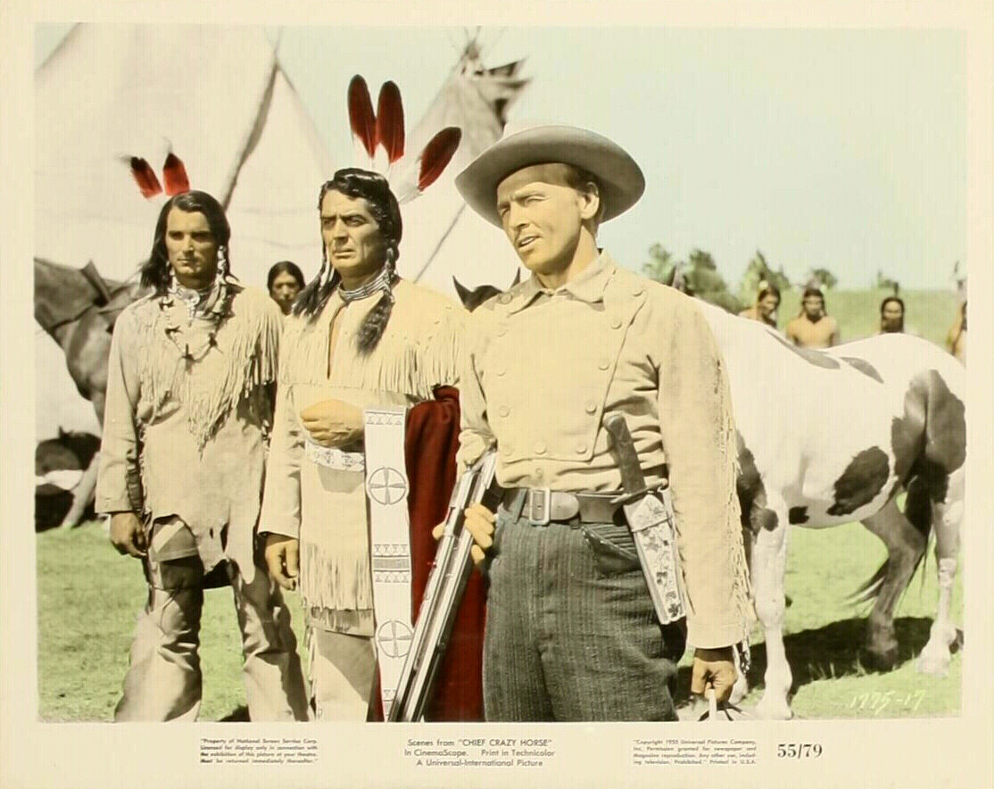 crazy horse speaks sherman alexie Consider another excerpt from sherman alexie's poem crazy horse speaks when viewing this photo the native american dream in the face of oppression and.