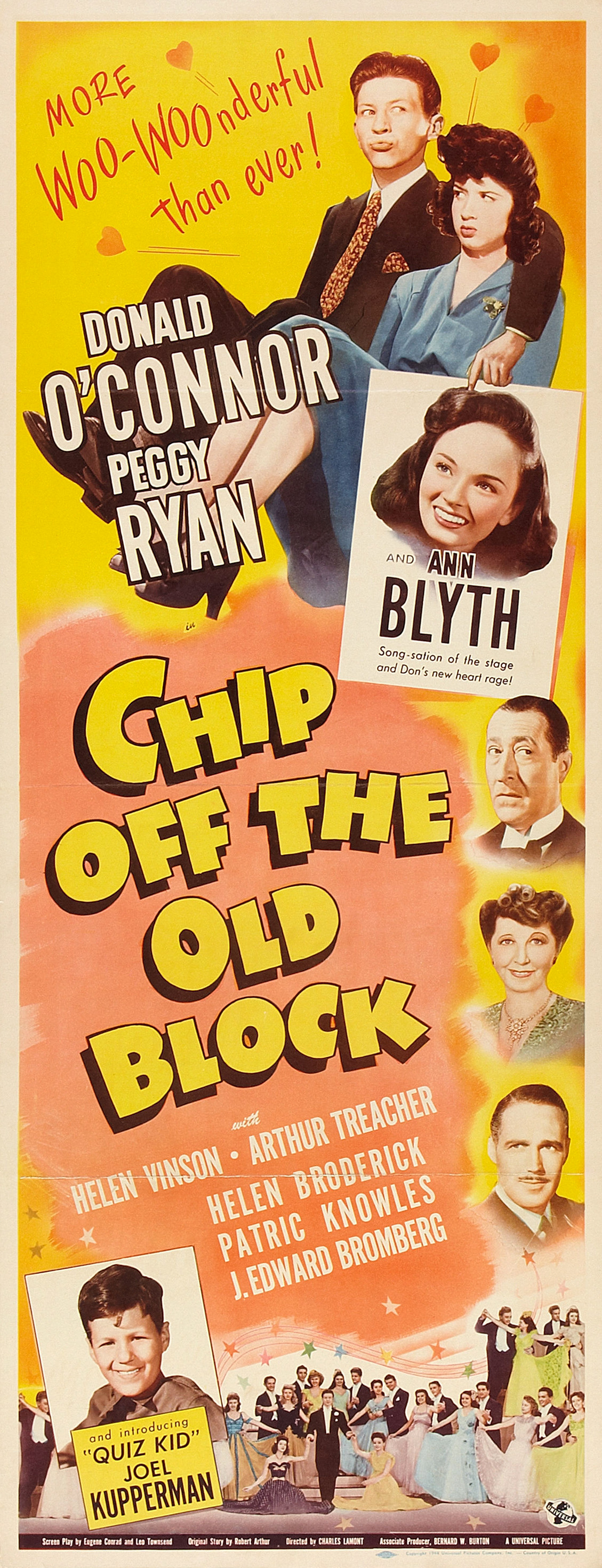 Chip Off the Old Block (1944)