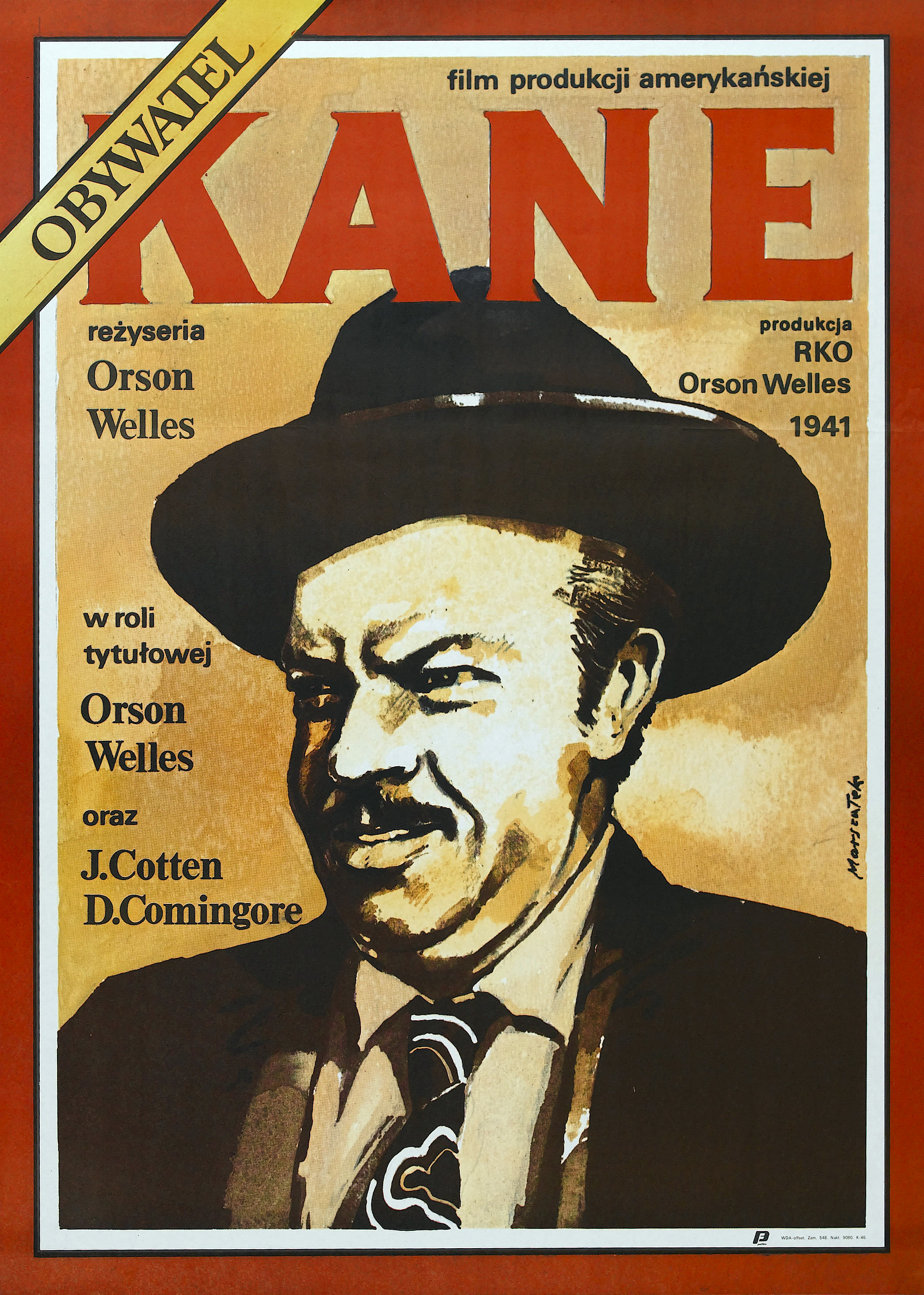 movie report on citizen kane