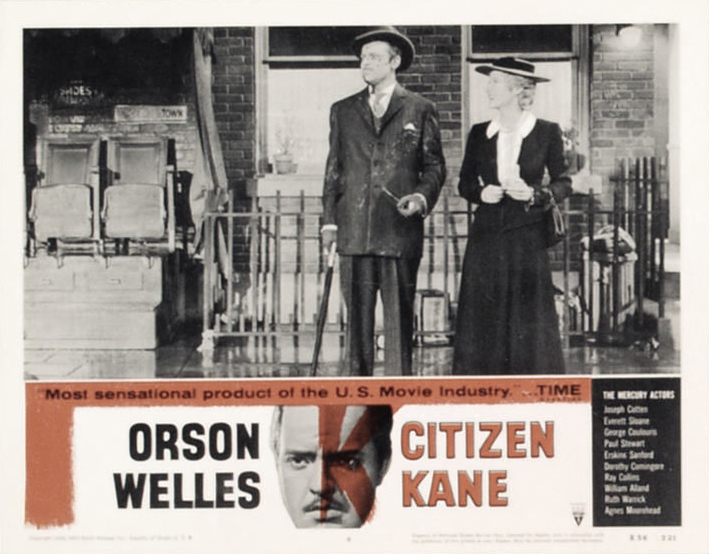 citizen kane by orson wells Citizen kane orson welles citizen kane has widely been praised as the greatest film ever made, particularly for its innovative narrative structure, its cinematography, editing, and orson welles' tour de force performance pauline kael called it the one american talking study guide q & a essays.