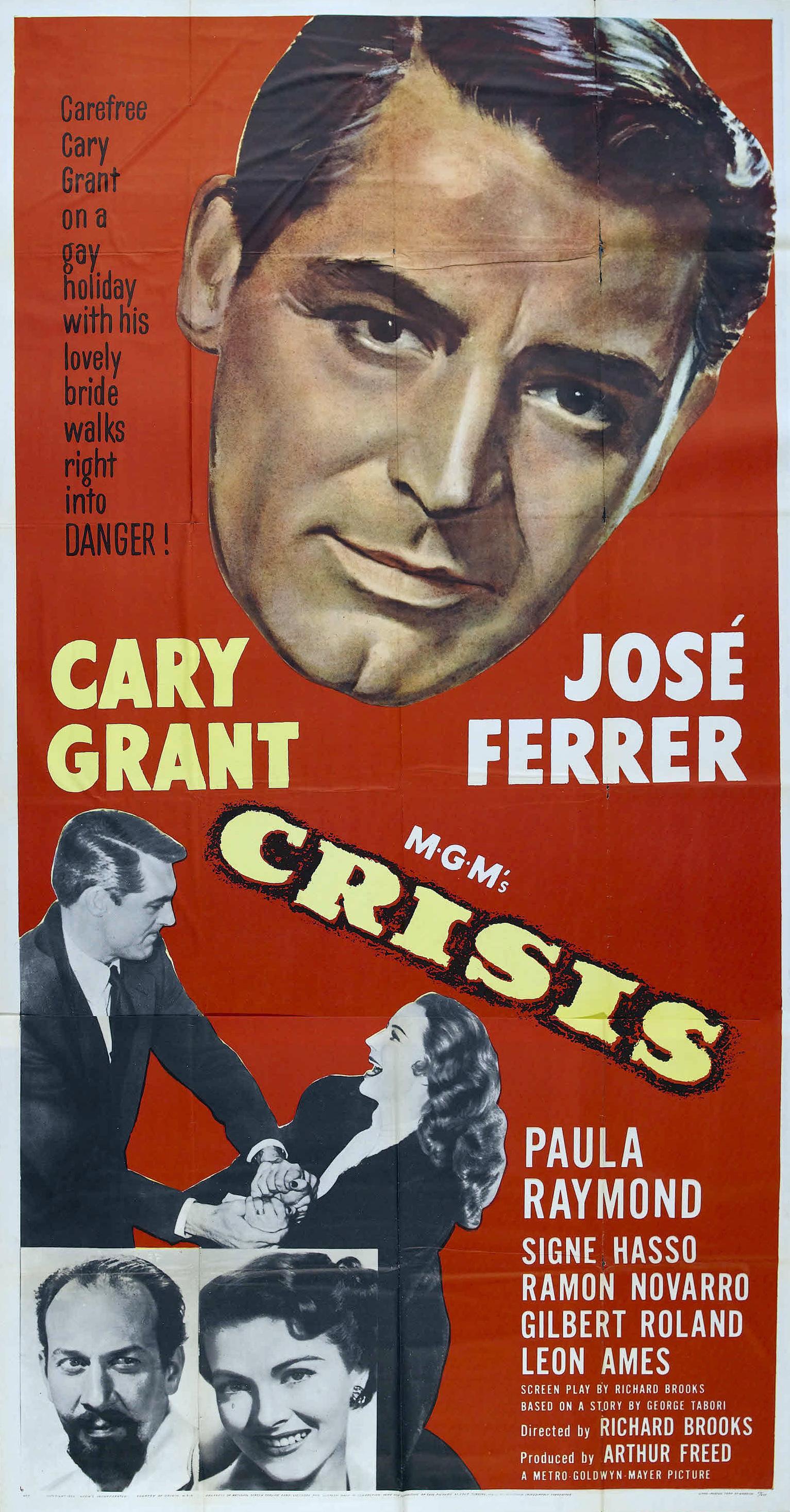 Crisis (1950) Felipe Garcia