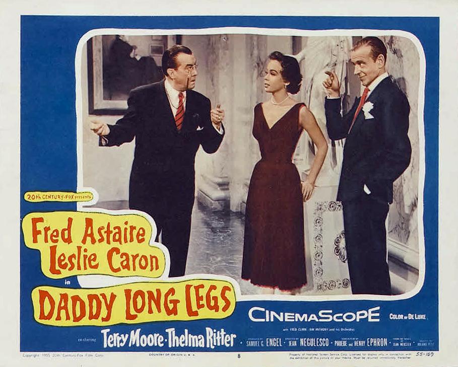 Daddy Long Legs (1955) Daddy Long Legs 1955