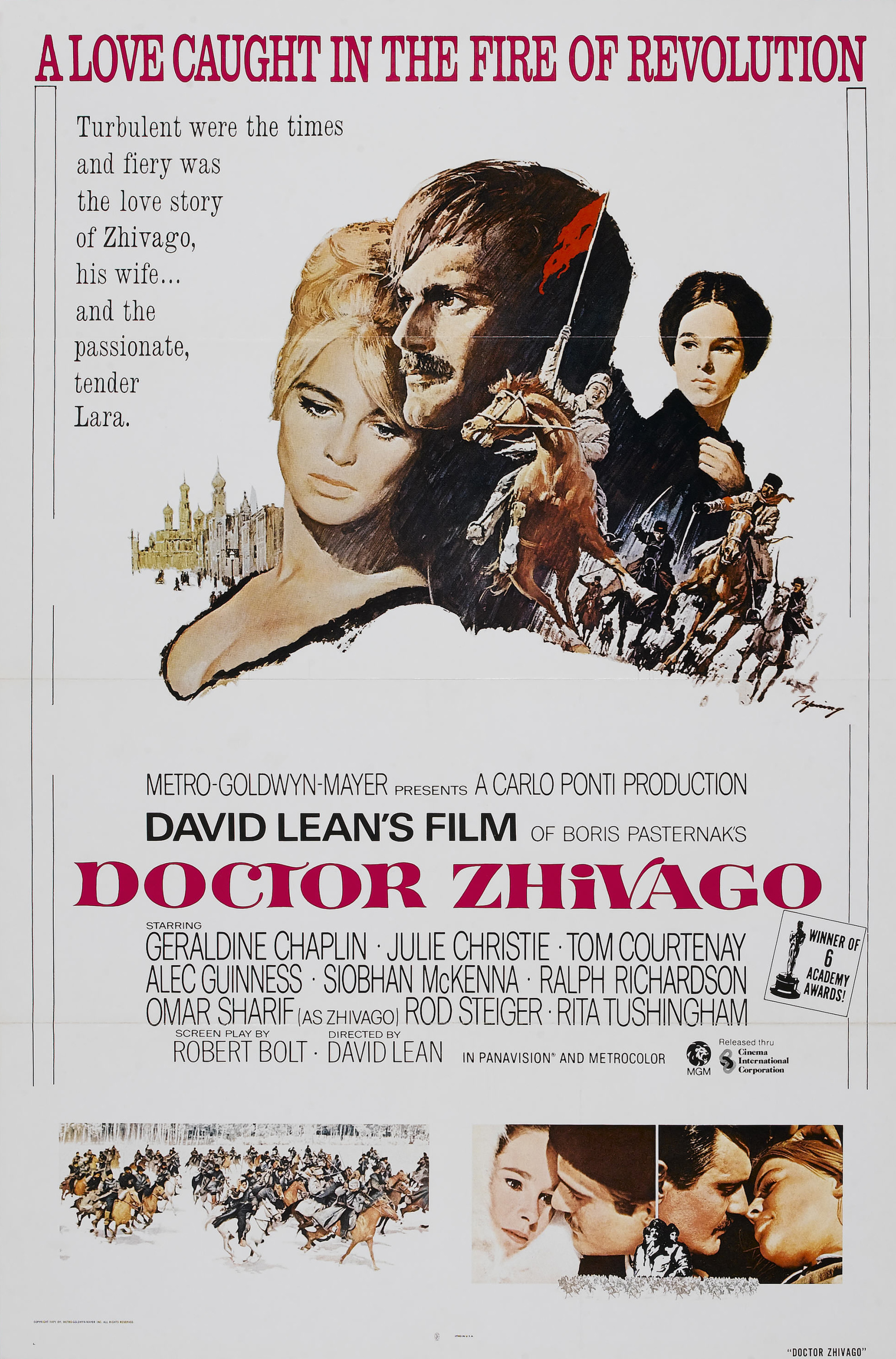 a summary and analysis of the movie dr zhivago When david lean's doctor zhivago was released in 1965, it was pounced upon by the critics, who found it a picture-postcard view of revolution, a love story balanced uneasily atop a.