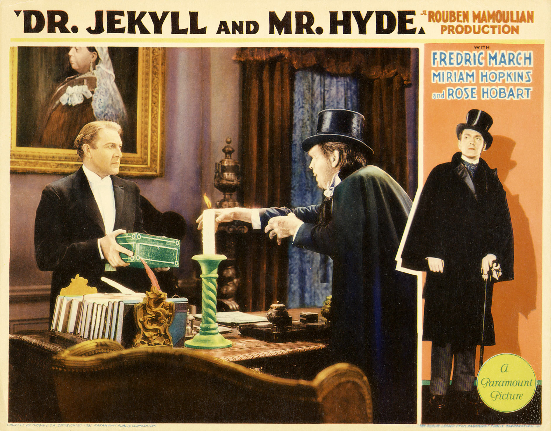 dr jekyle and mr hyde