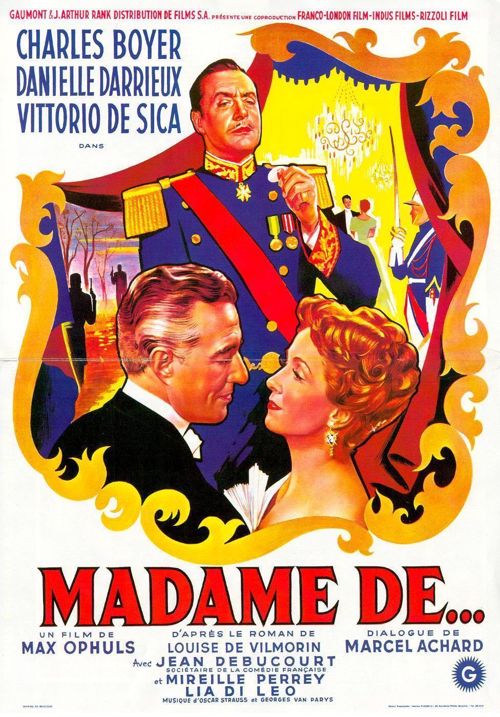 Madame de max ophuls descargar videos