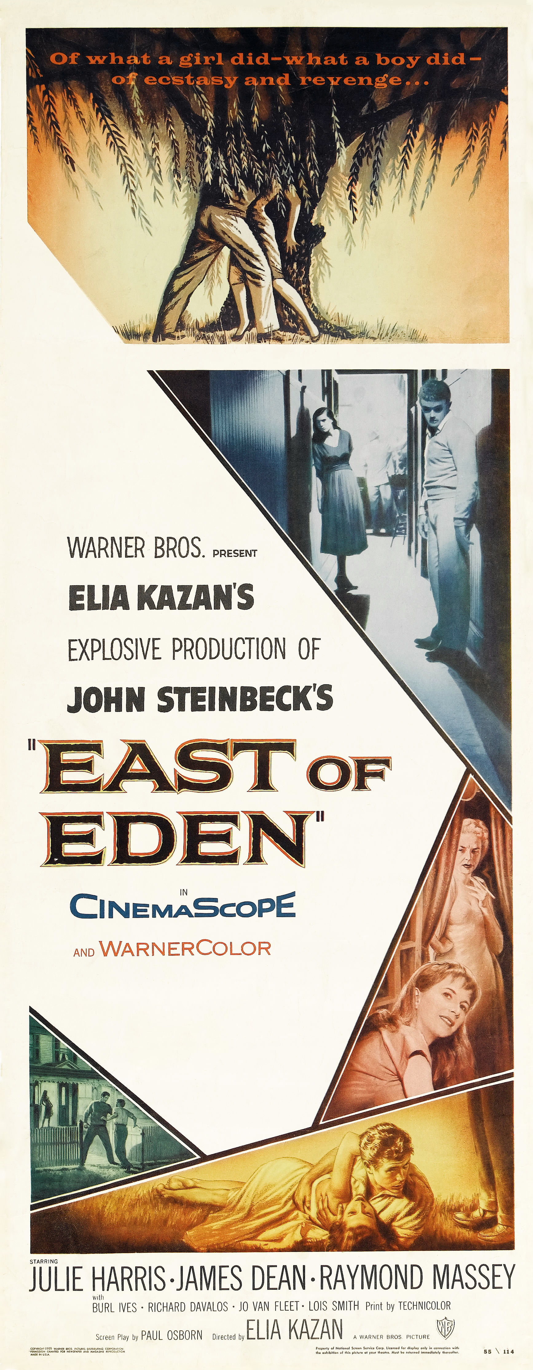 east of eden East of eden by john steinbeck paperback book none of these pages contain the actual story otherwise i think this book is i n good shape has an introduction by david wyatt.