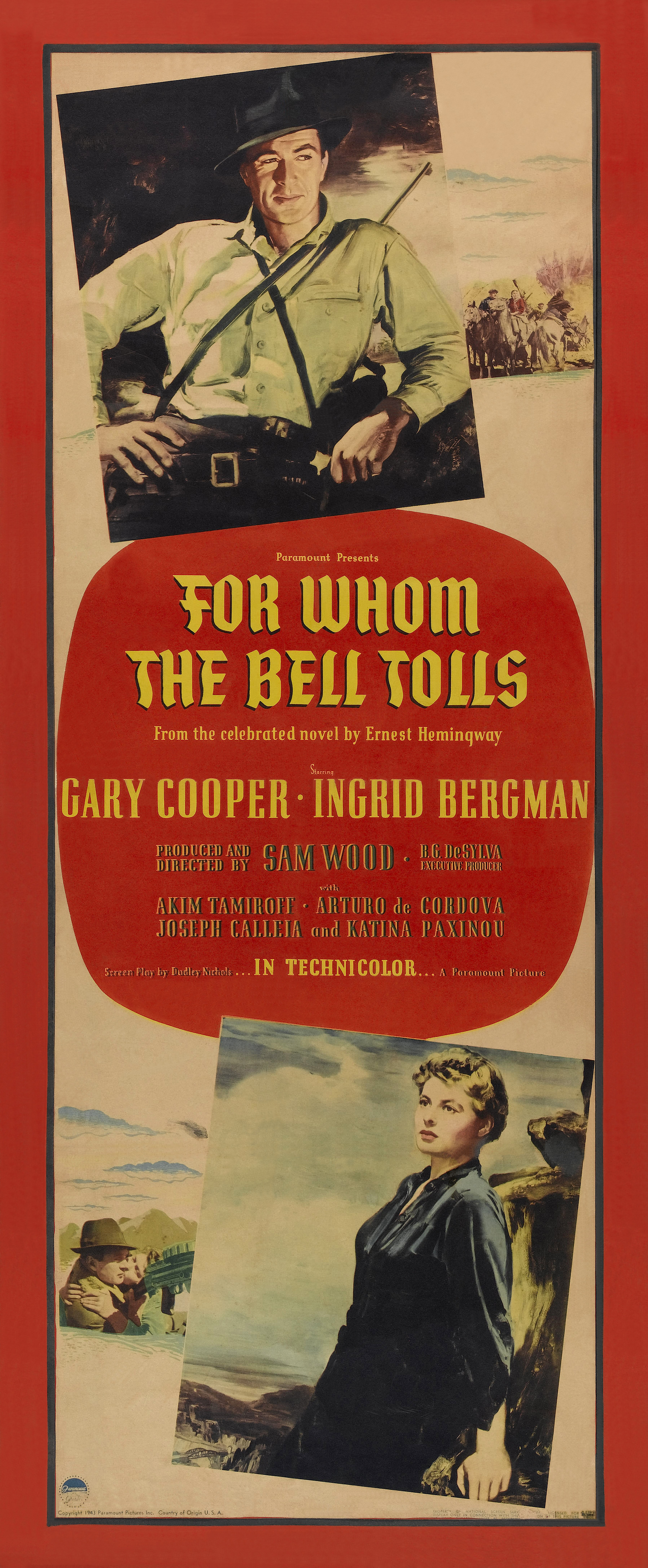 for whom the bell tolls a For whom the bell tolls has 216,148 ratings and 5,004 reviews tom said: ok, before i commit the sacrilege of dismissing this classic, permit me to est.