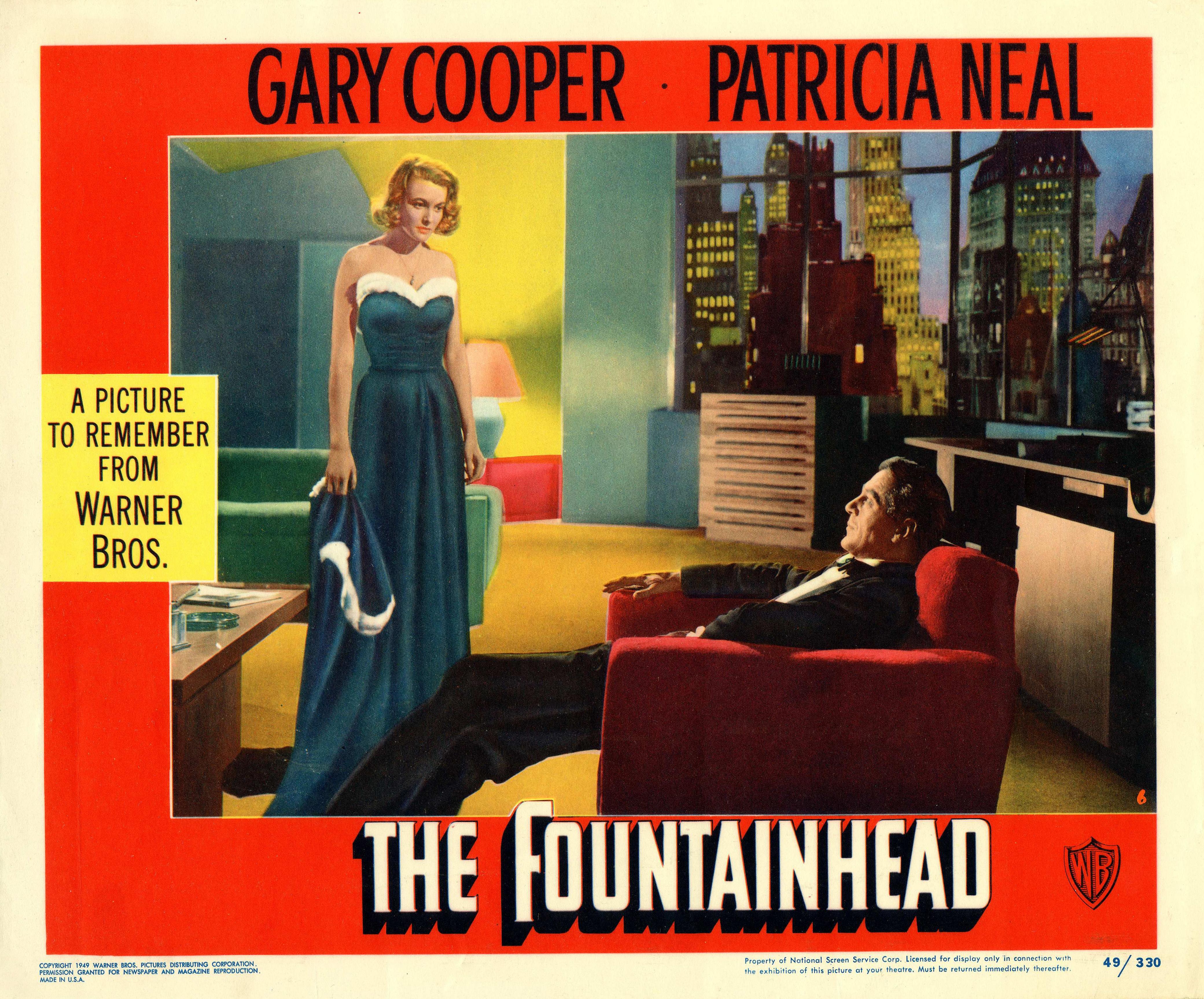 Resultado de imagen de the fountainhead