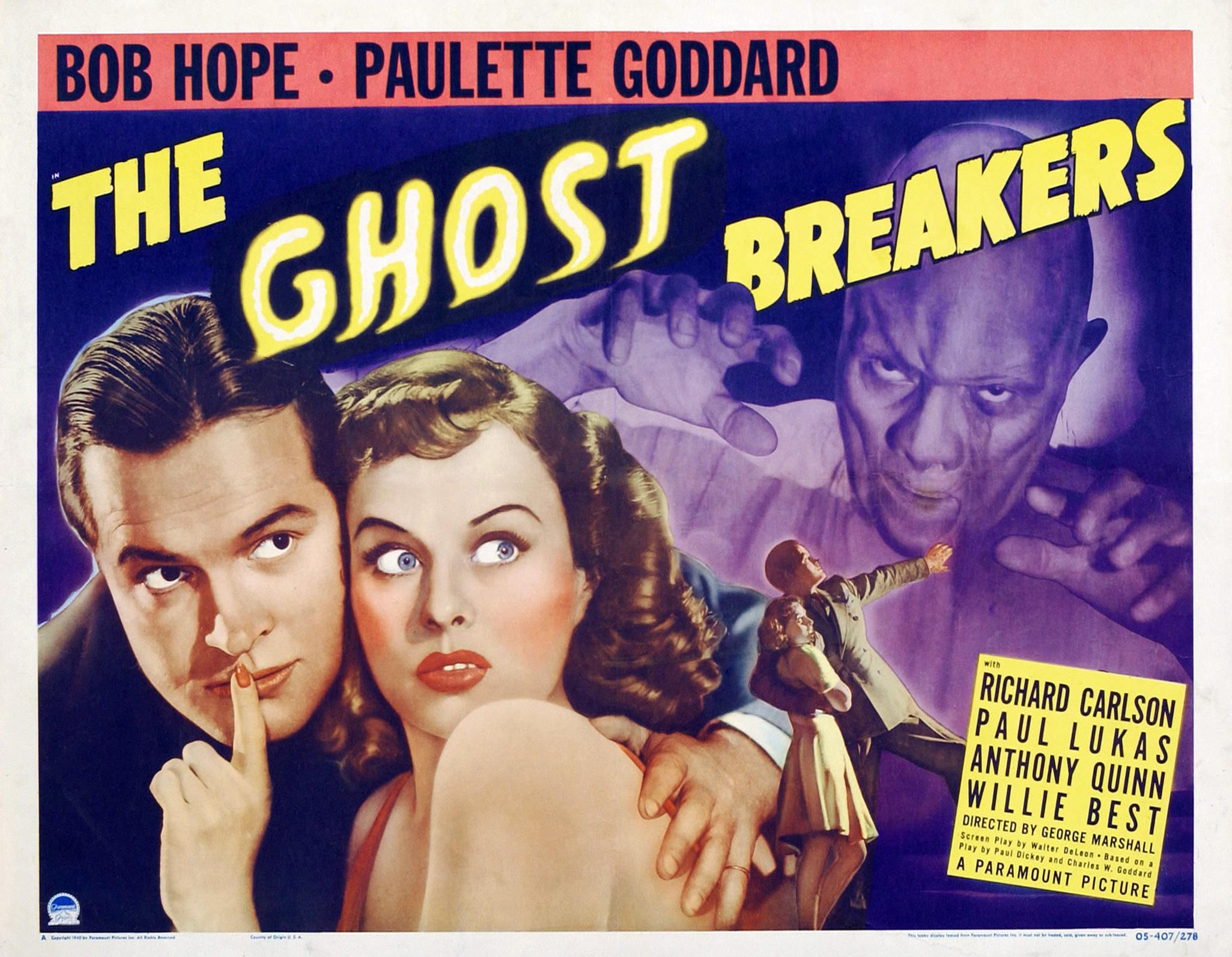 The Ghost Breakers Ghost Breakers The