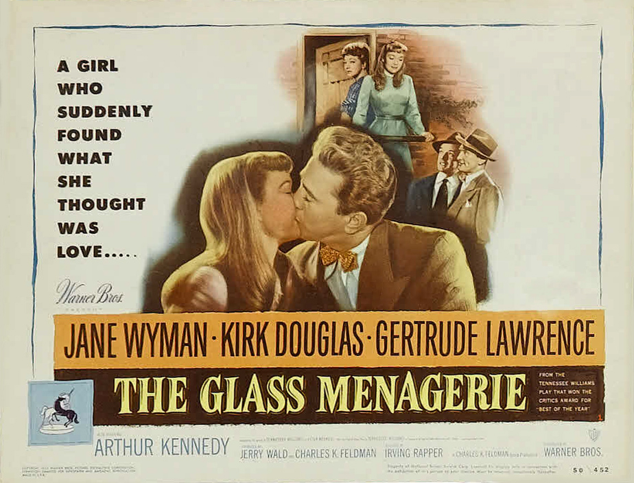 an analysis of the play the glass menagerie by tennessee williams