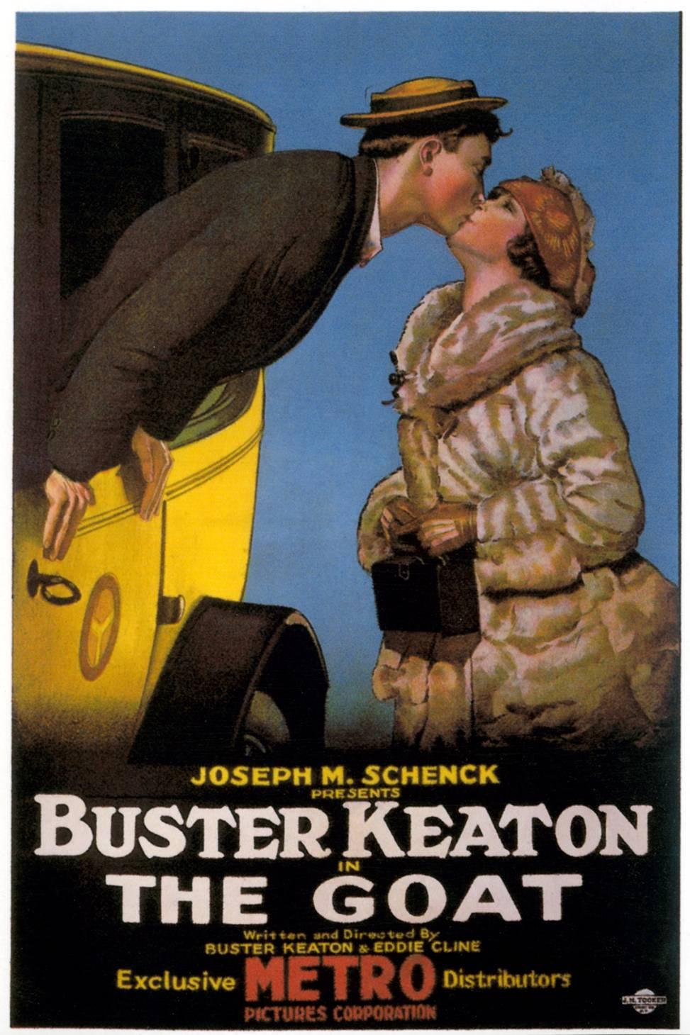 Buster Keaton - El Chivo | 1921 | HD | MEGA