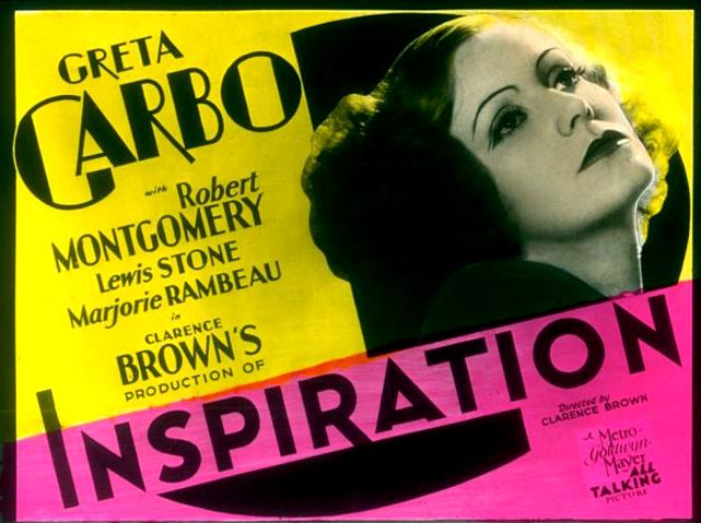 inspiration 1931