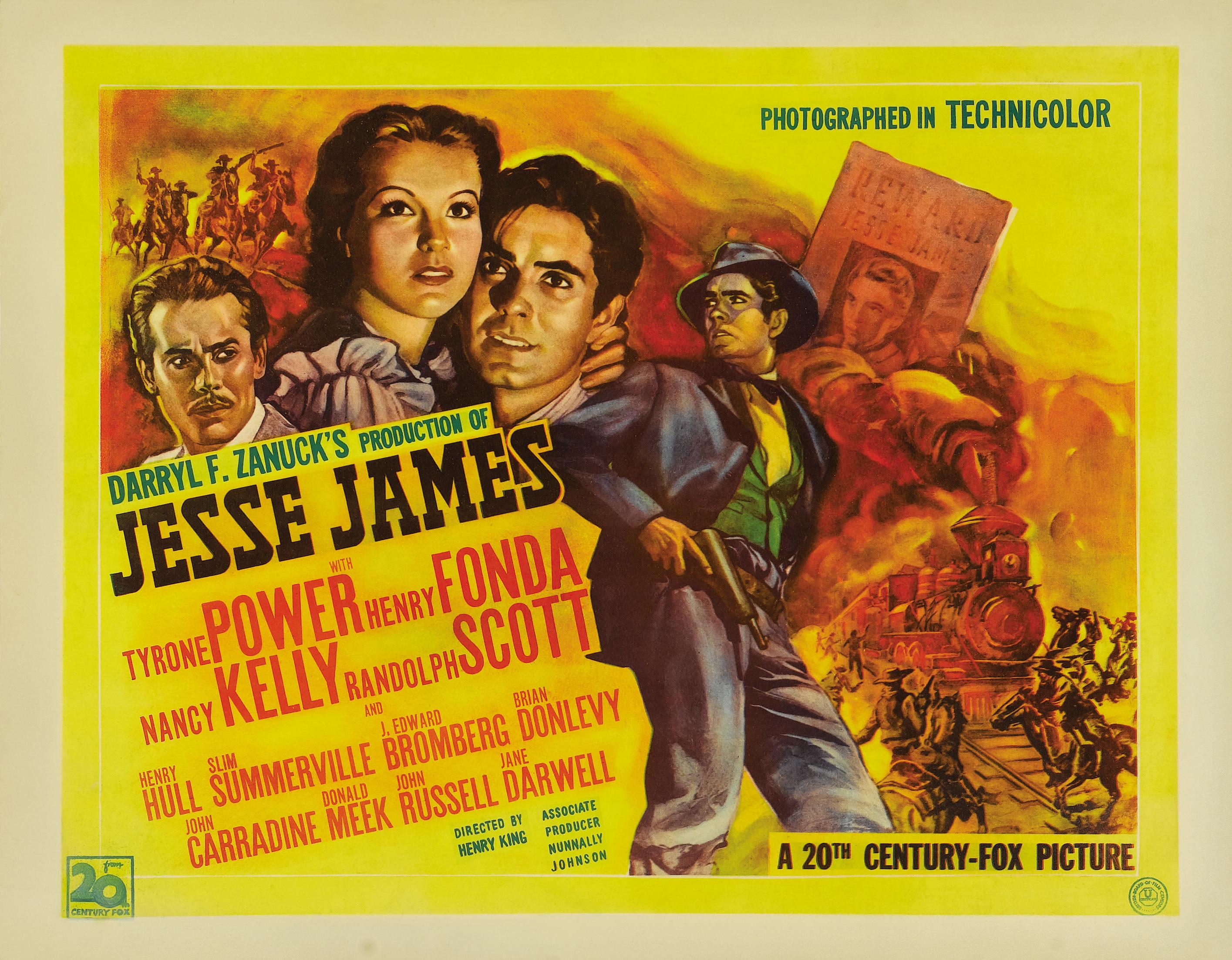 Jesse James 1939
