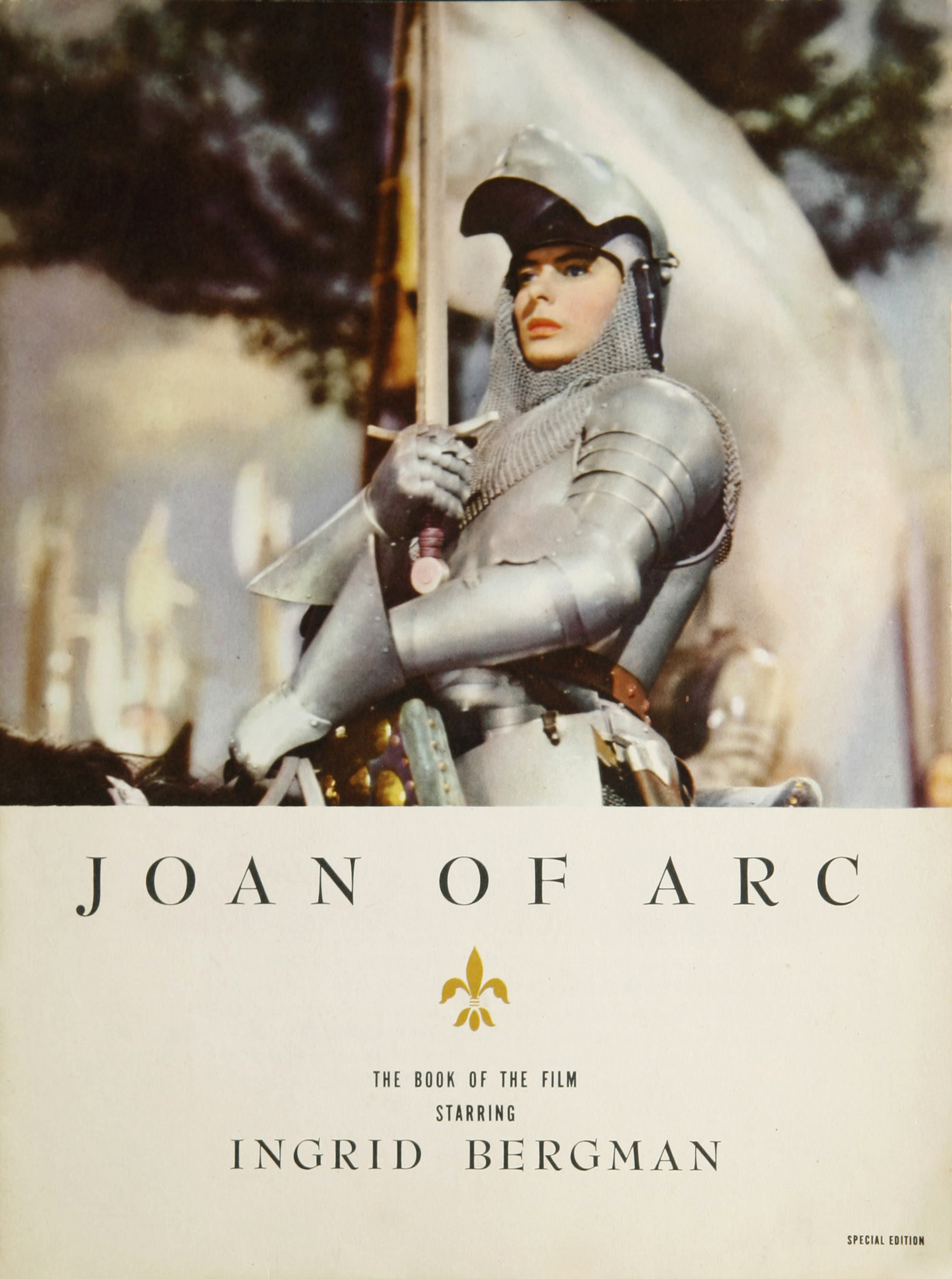 JOAN OF ARC'S DEATH: From Heat Stroke