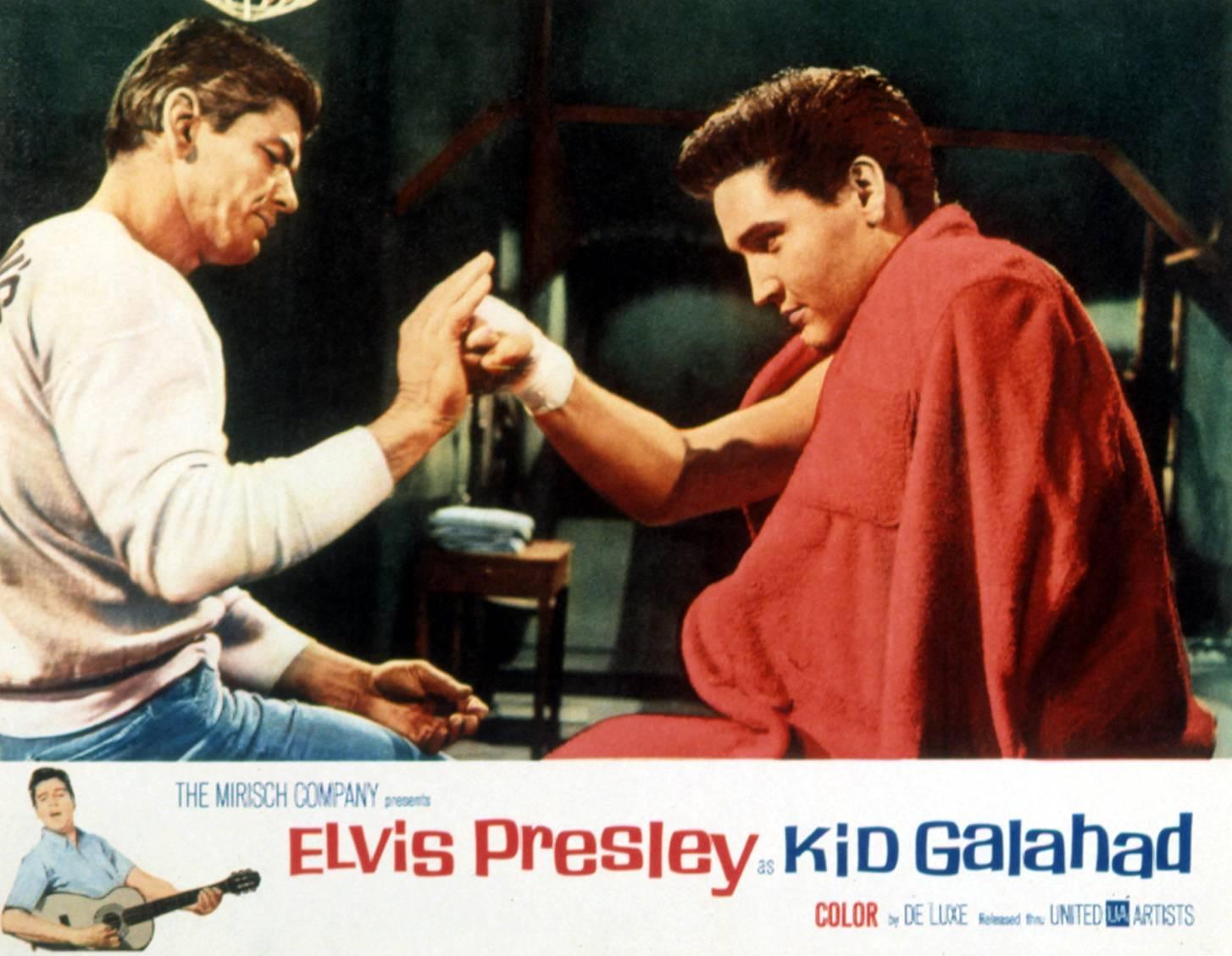 Kid Galahad Boxer Movie