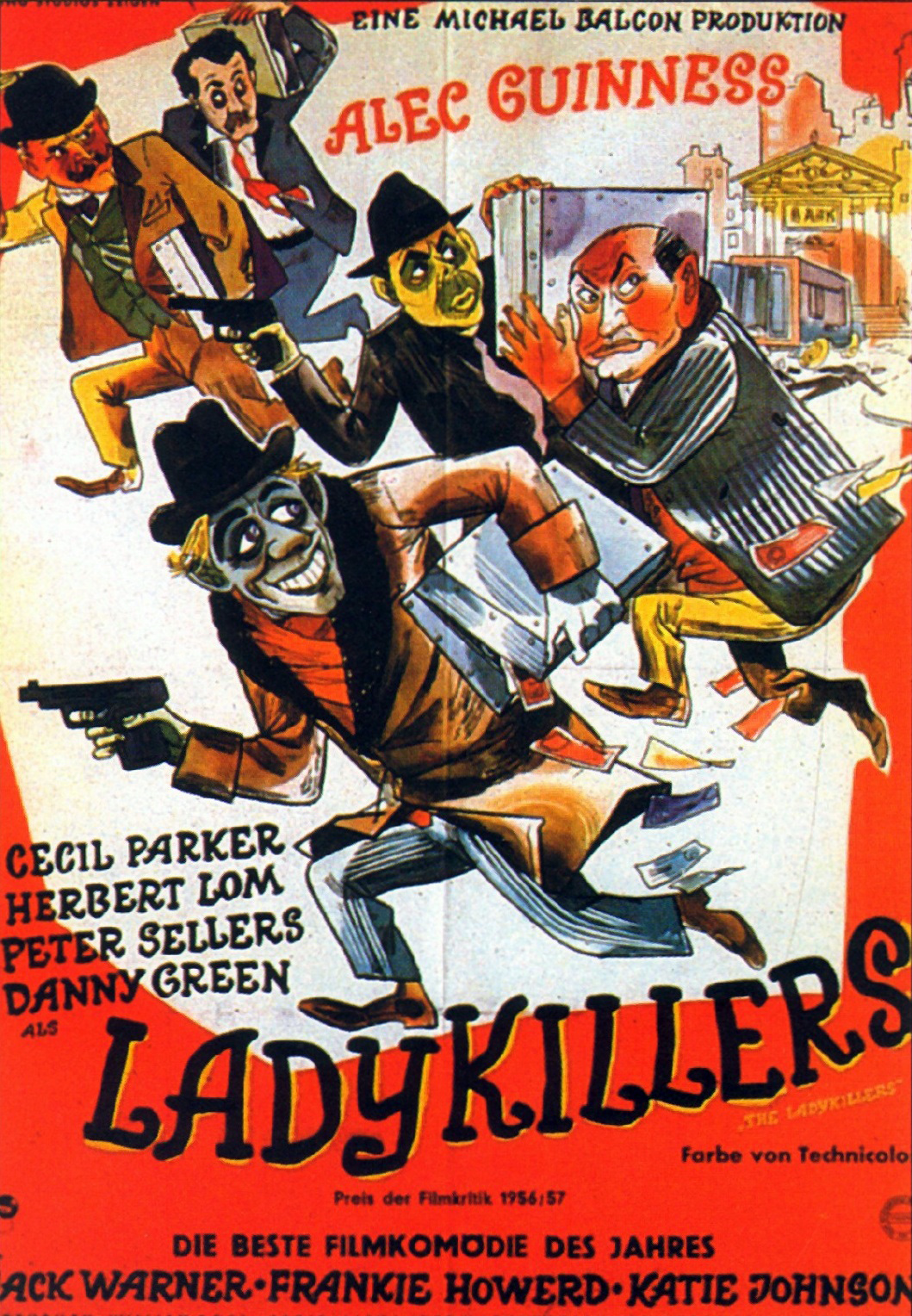 The Ladykillers - Introducing The Ladykillers