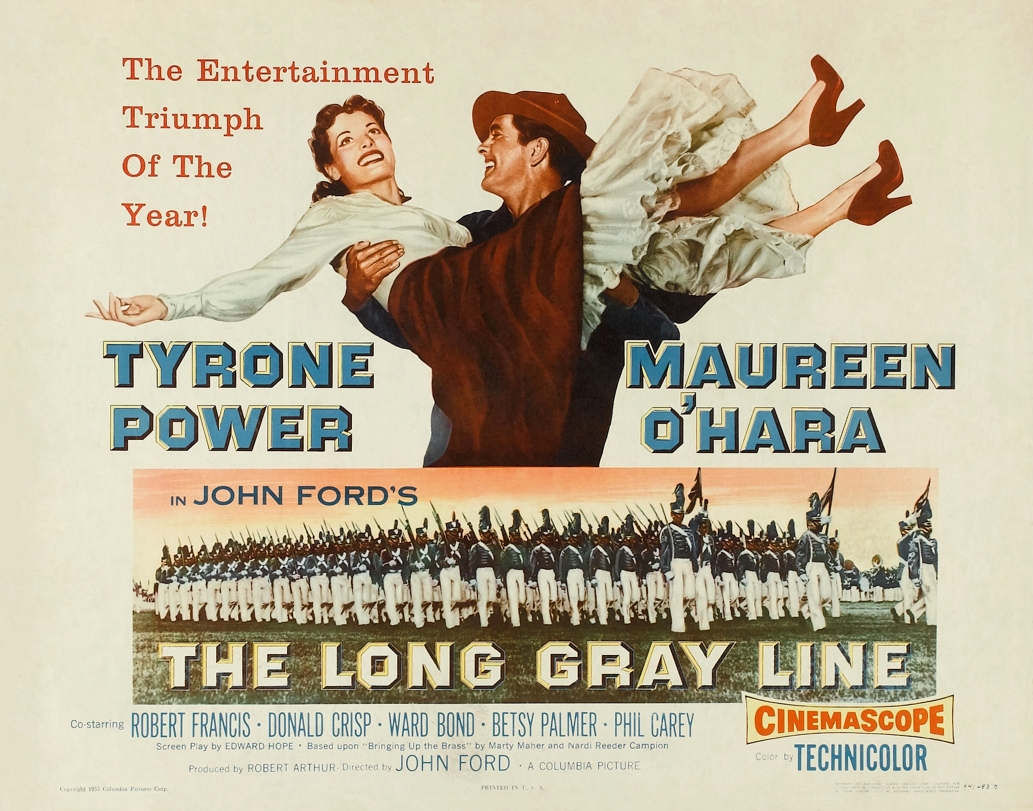 Long Gray Line, The