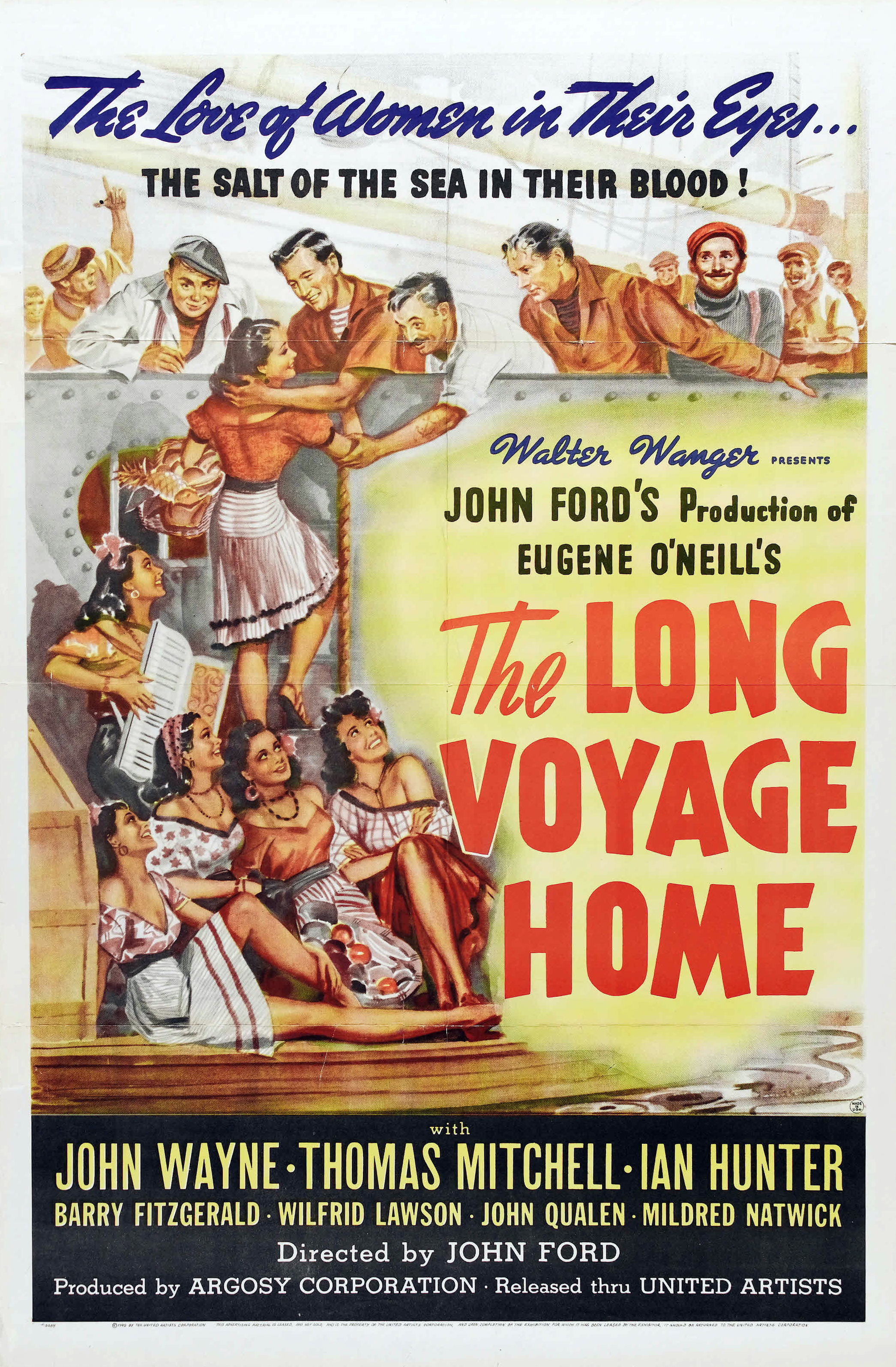 The Long And Short Of Decorating Your Room In Bohemian: Long Voyage Home, The