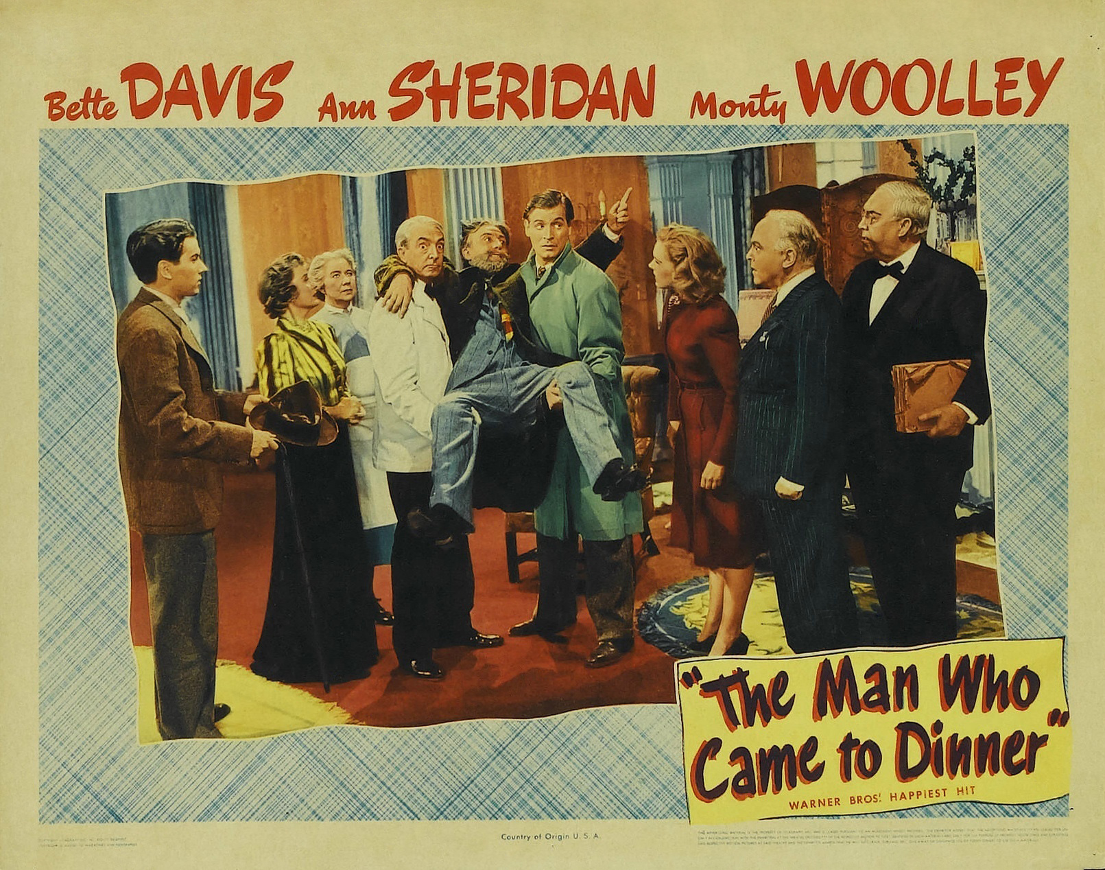 Man who came back movie poster