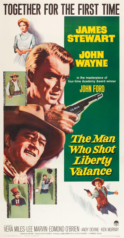 Man Who Shot Liberty Valance The