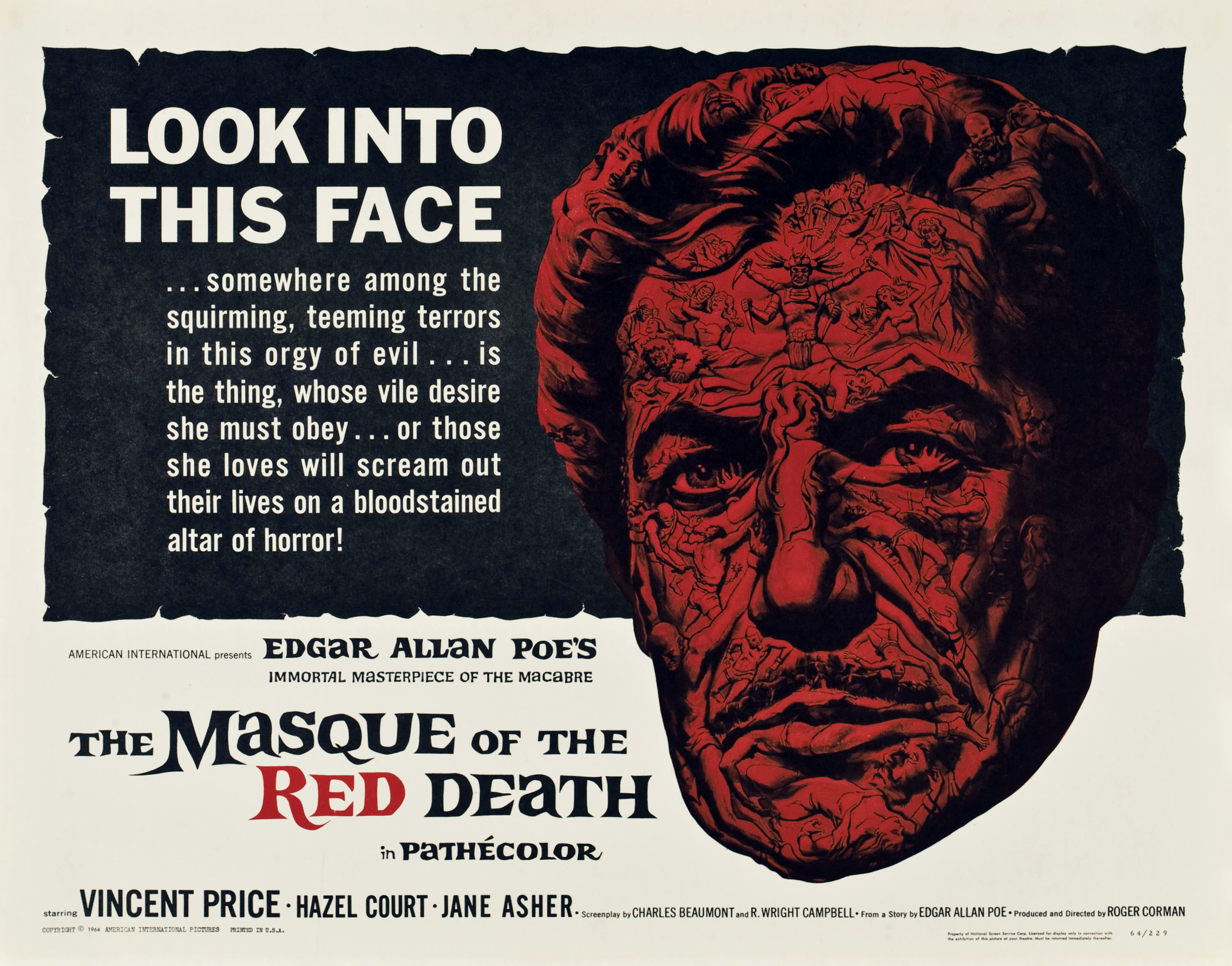 masque of the red death the