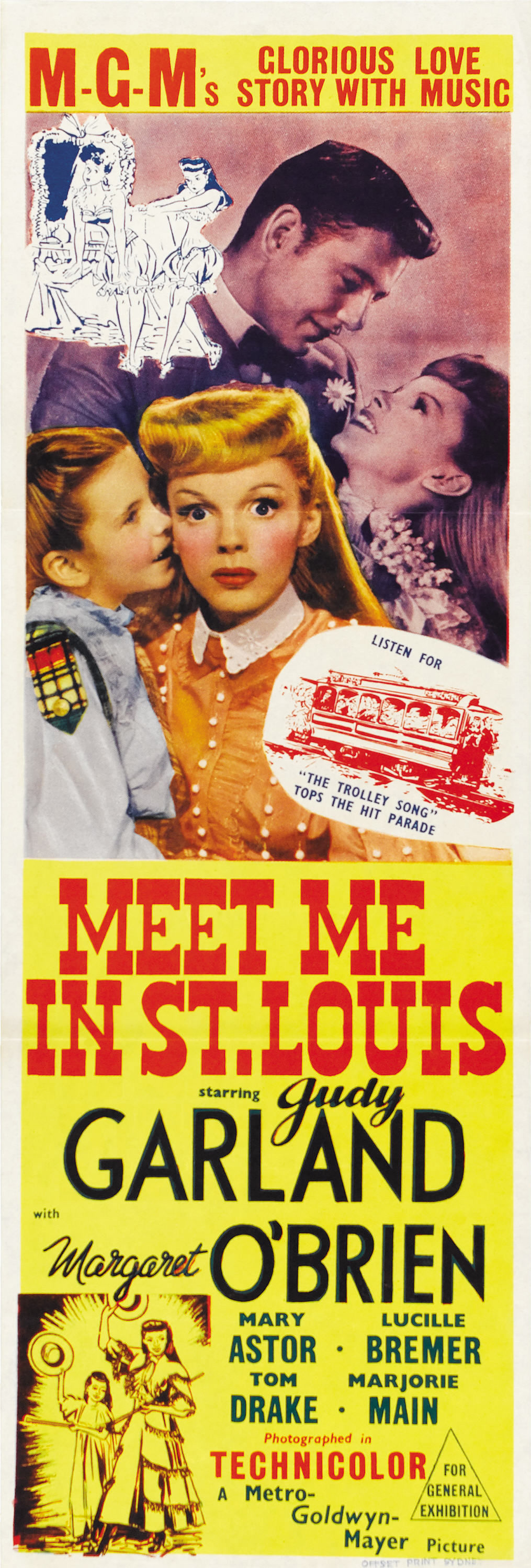meet me in st louis movie Meet me in st louis (1944) is a delightful, classic, nostalgic, poignant, and  romanticized musical film - and one of the greatest musicals ever made it tells  the.