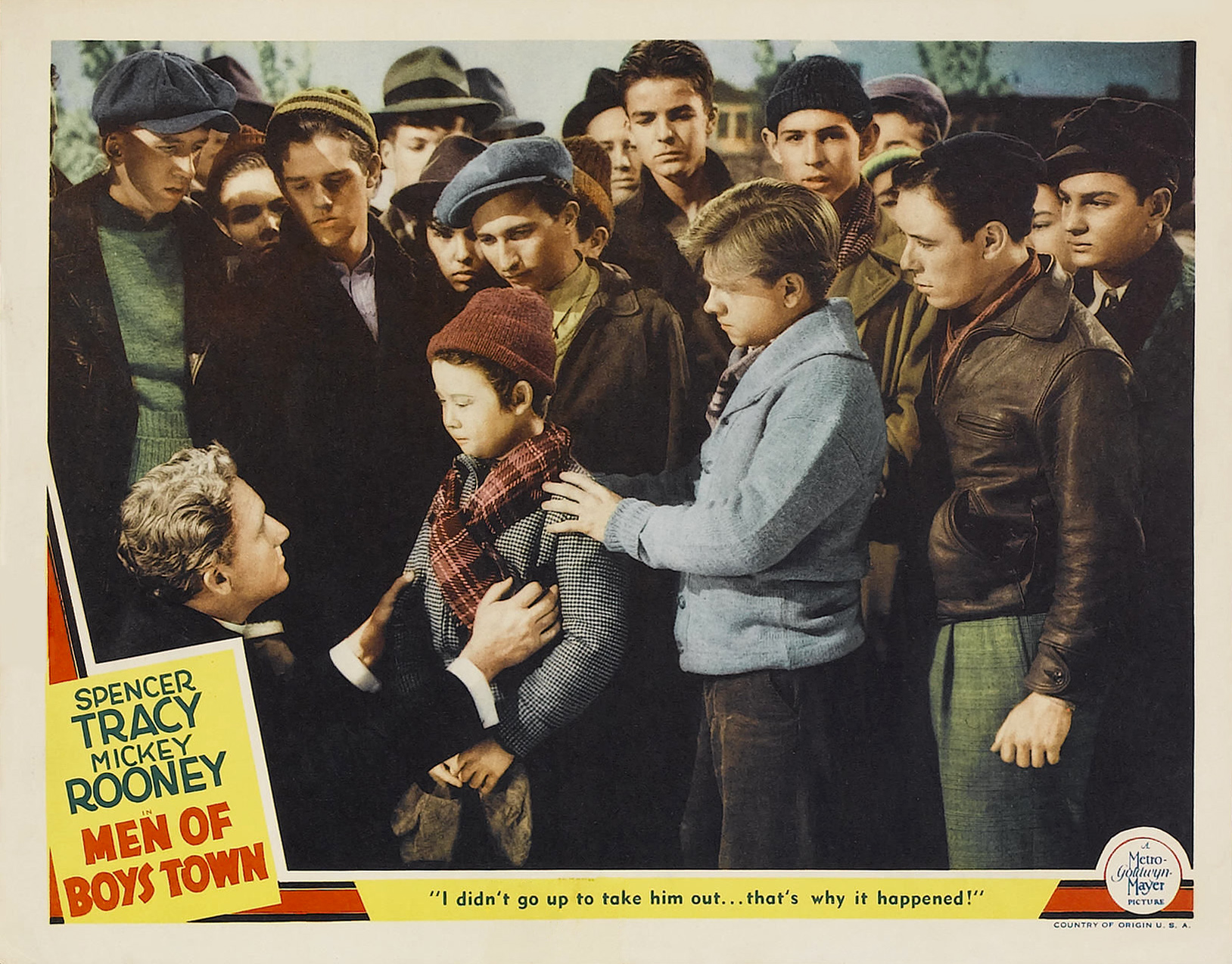 boys town men Men of boys town (1941) is a movie genre drama produced by loew's was released in united states of america on 1941-04-11 with director norman taurog and had.