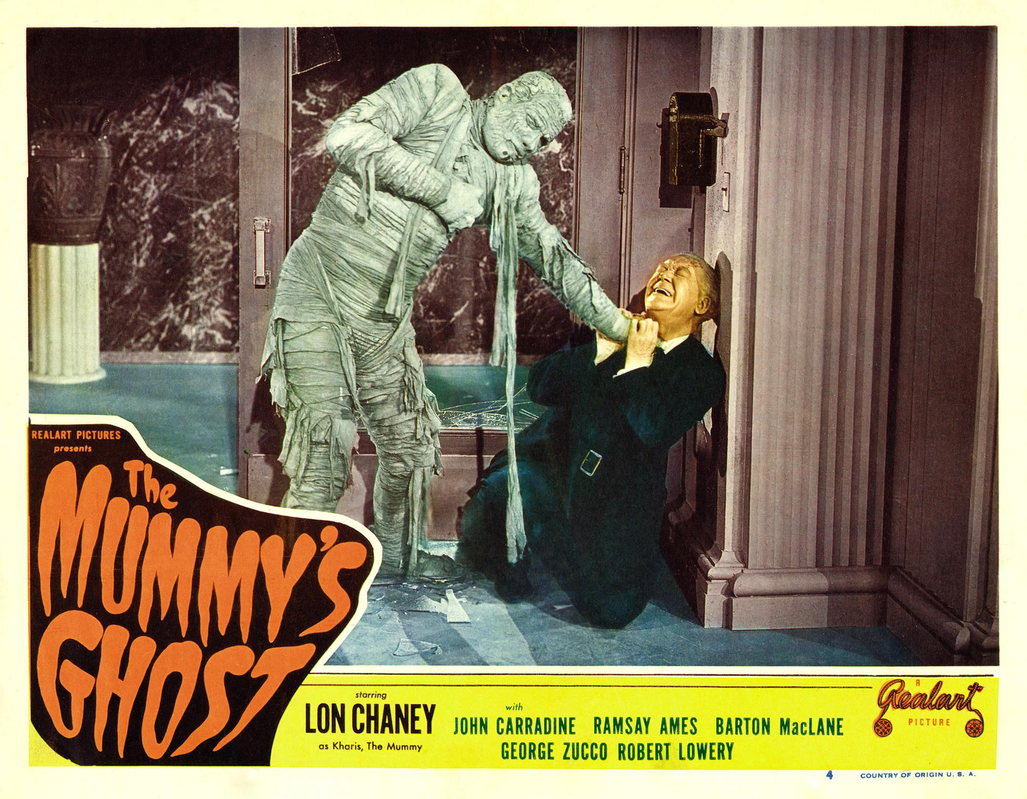 The Mummy s Ghost The Mummy s Curse Details