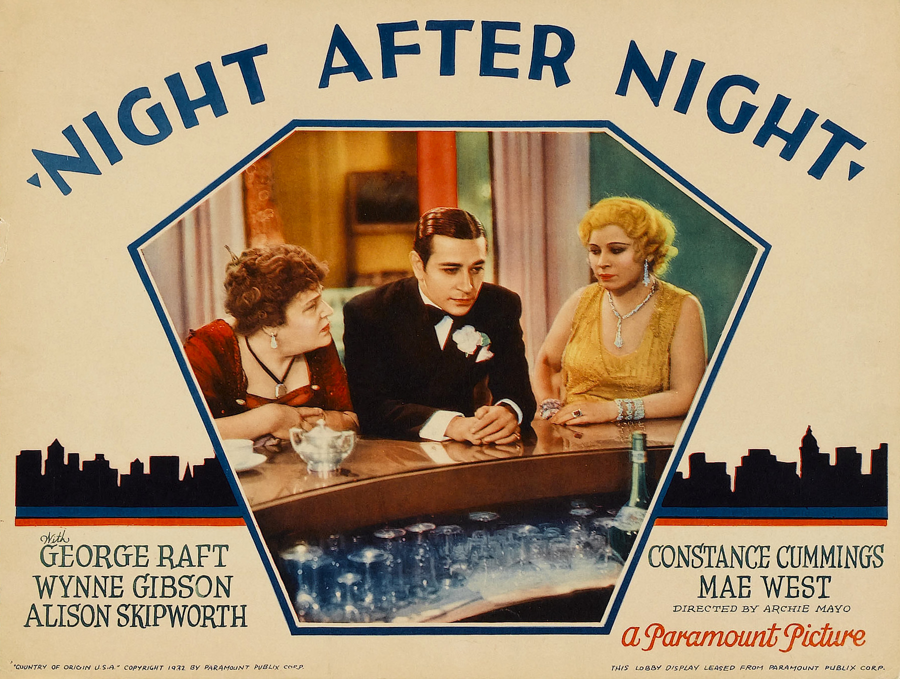 night after night 1932 film grand