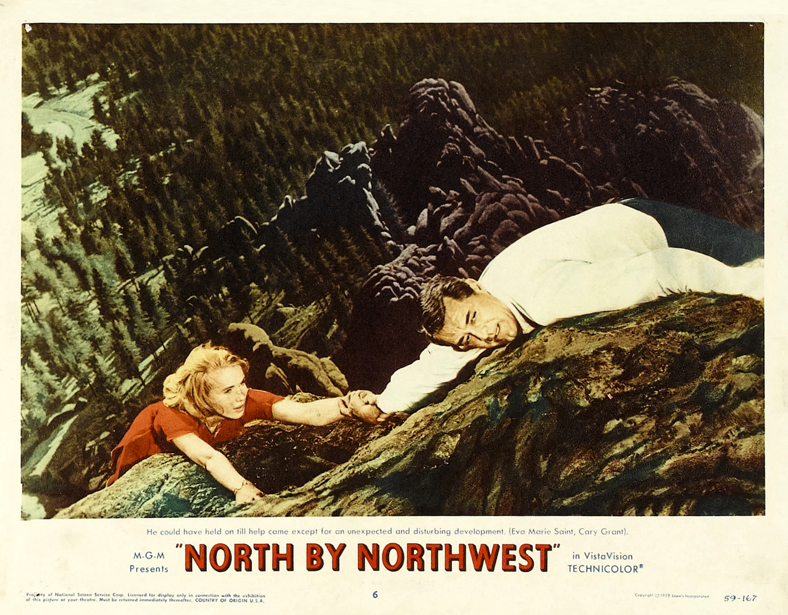 north by northwest North by northwest is a great-looking blu-ray disc, with a sharpness and colors that seem like you're watching the film for the first time new on the 50th anniversary edition are a one-hour documentary on hitchcock's work the master's touch: hitchcock's signature style, and a shorter one.