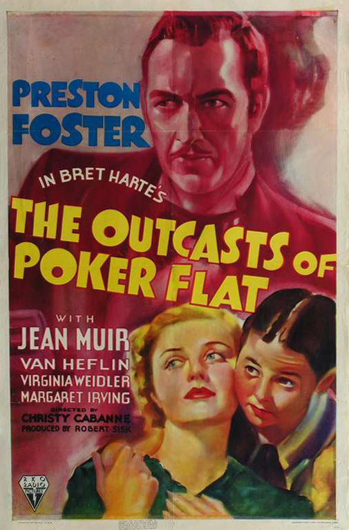 Outcasts of poker flat character analysis
